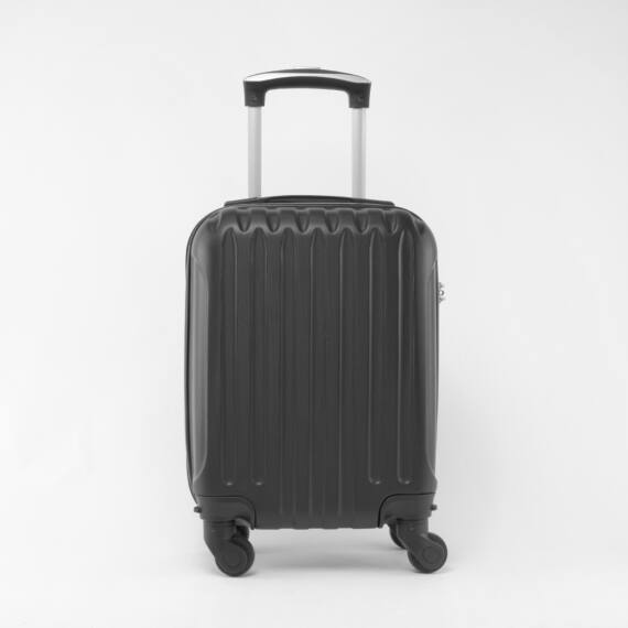 LDV  Fekete Wizzair ingyenes méretű kabinbőrönd (40x30x20 cm)