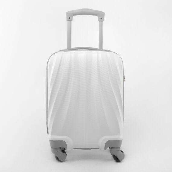 Fehér Wizzair, Ryanair Méretű Kabinbőrönd(45*30*17)