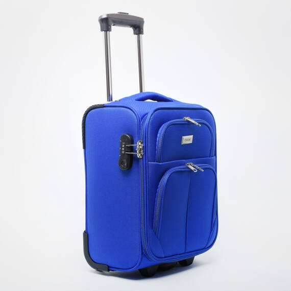 40*30*20 Cm Wizzair Méretű Gyöngyházkék Kabinbőrönd