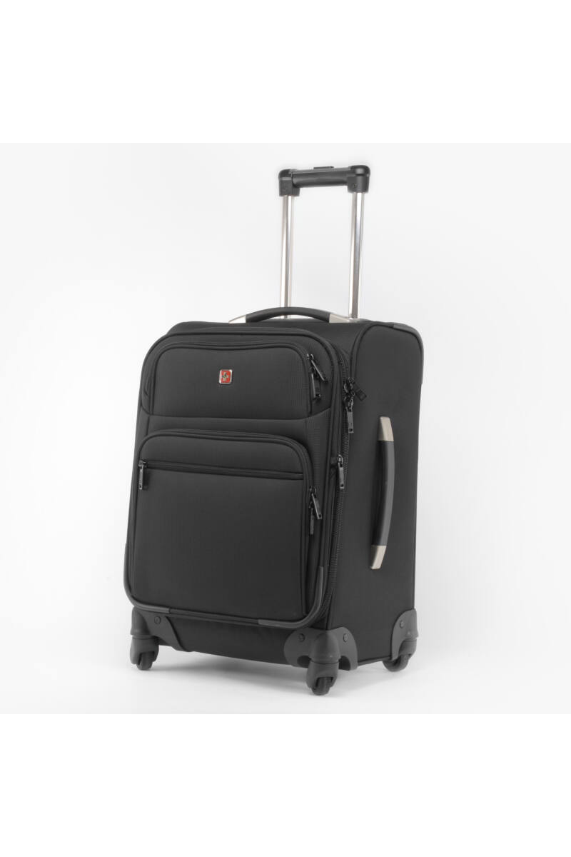 Swisswin Nagy Méretű Négy Kerekű Gurulós Bőrönd