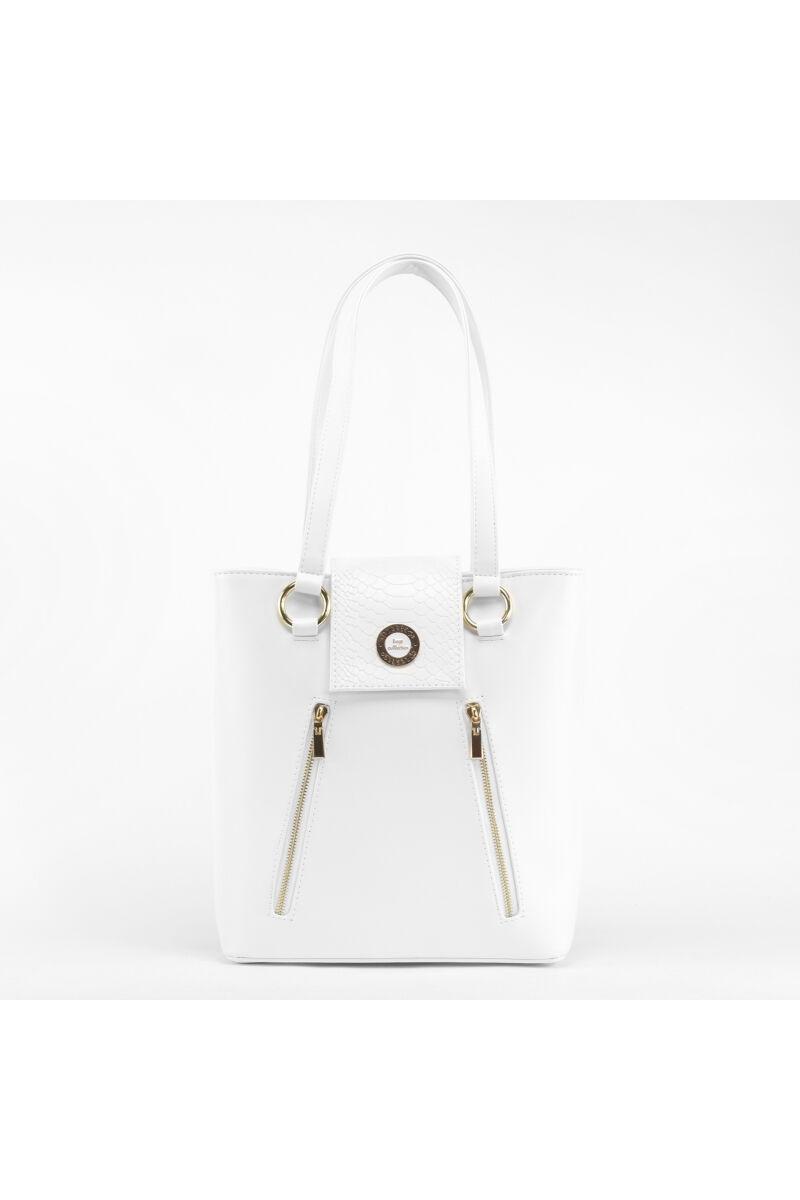 Prestige rostbőr női táska