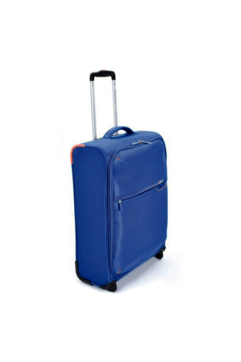 Roncato Kék S-Light puhafedeles kabinbőrönd 40x55x20cm