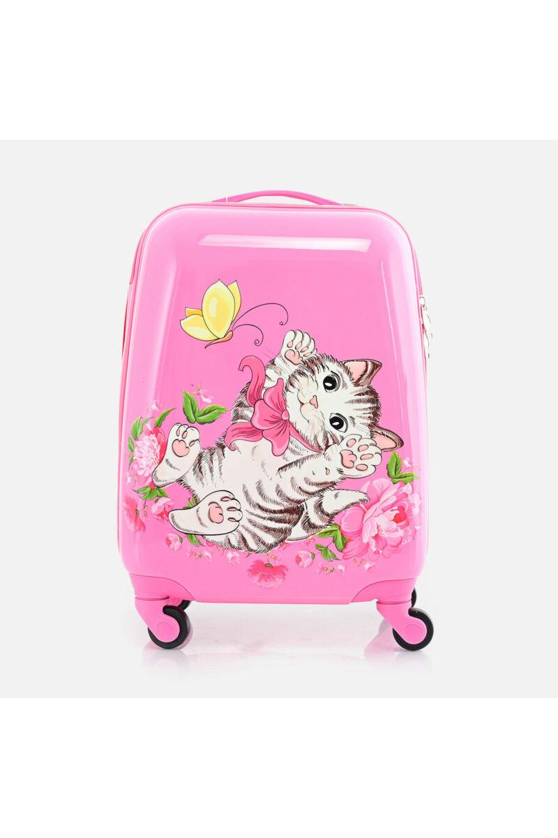 Cuki Cicás Gyerek Mini Bőrönd