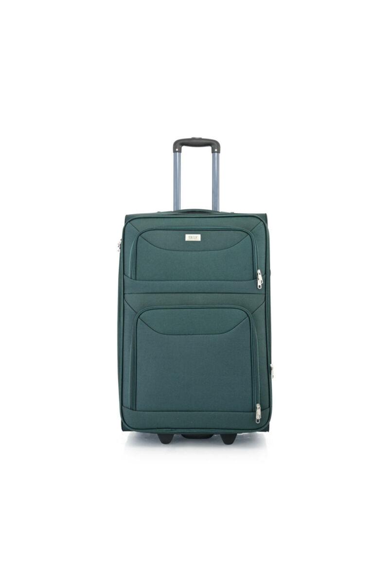 Zöld Nagy Bőrőnd 46 Cm × 72 Cm × 30 Cm