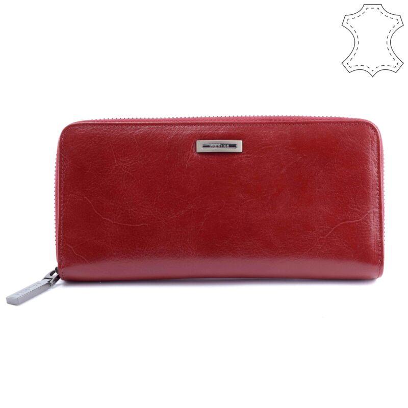 Prestige női piros bőr pénztárca - Prestige - Táska webáruház ... 5926447cb8