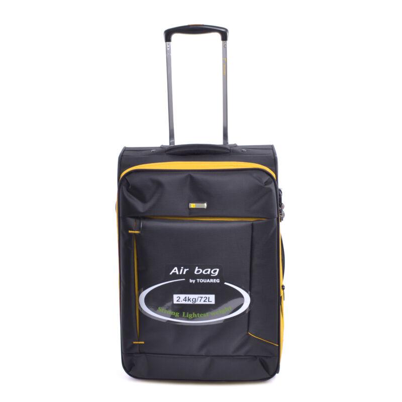 Touareg Közepes Méretű Bőrönd Fekete-Sárga - KÖZEPES MÉRETŰ BŐRÖNDÖK -  Táska webáruház - Minőségi táskák mindenkinek 53b9df15f4