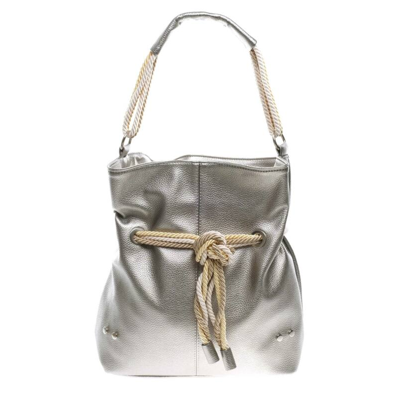 Prestige Ezüst-szürke szín Női Rostbőr Válltáska - Válltáskák - Táska  webáruház - Minőségi táskák mindenkinek 03df05cd9a