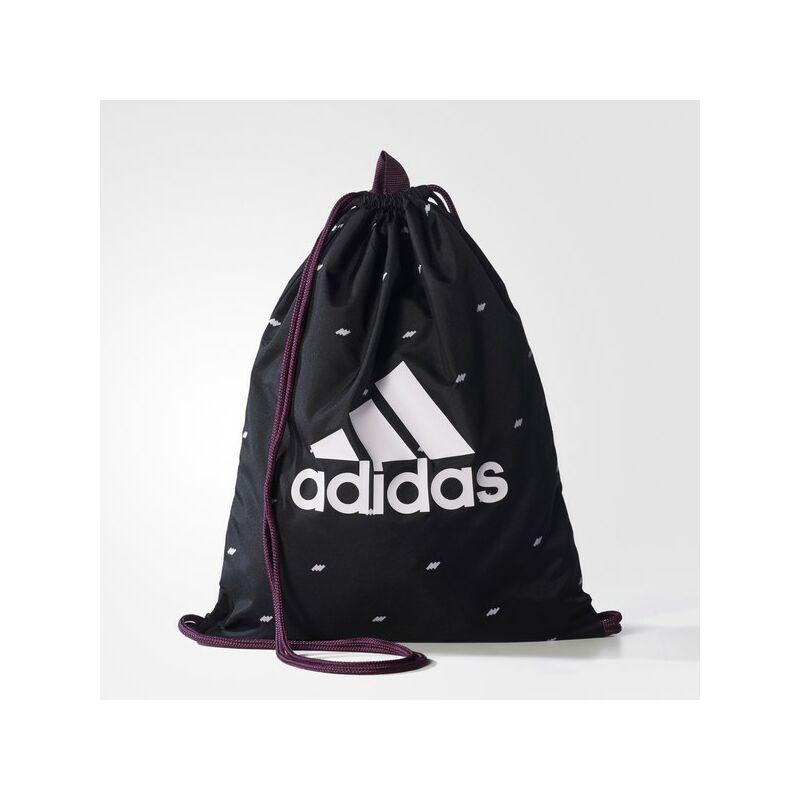 Adidas Fekete Gymbag Gr 3 Tornazsák Br5043 - ADIDAS - Táska ... 0a5a6bbf48