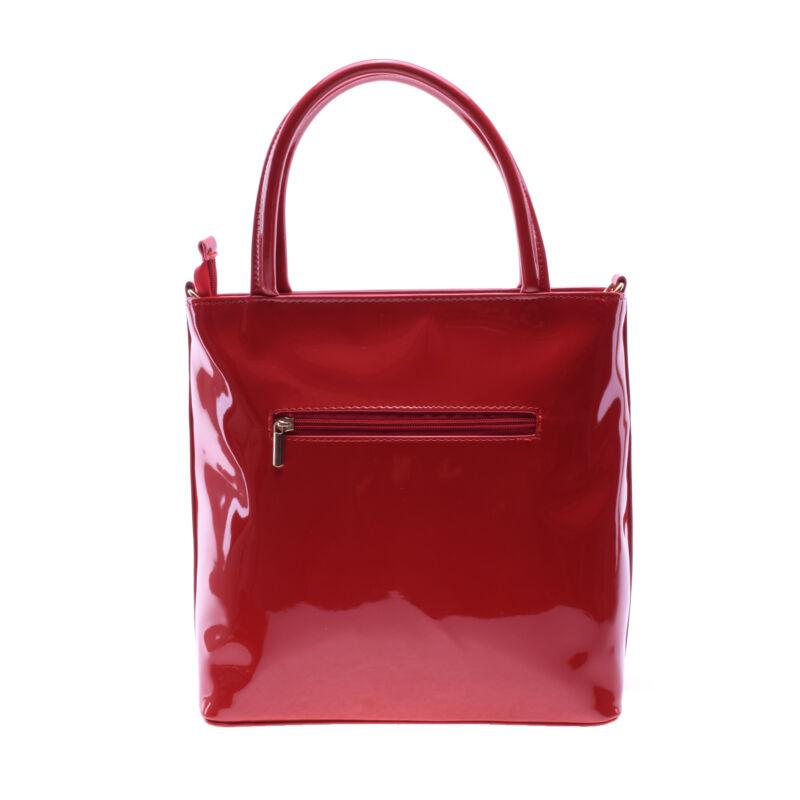 Prestige Női Piros Lakk Válltáska - Kézitáskák - Táska webáruház ... c56ff6b1a8