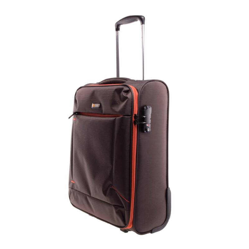 de63e3a619 Touareg Nagy Méretű Bőrönd Kávé Szín - NAGY MÉRETŰ BŐRÖNDÖK - Táska ...