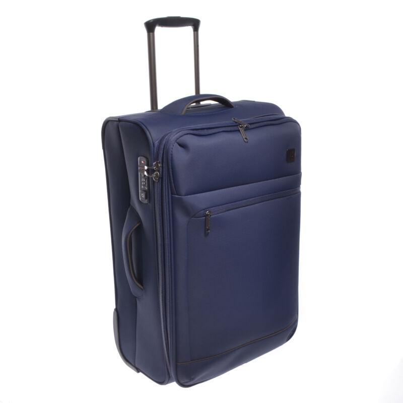 Touareg Prémium Közepes Méretű Bőrönd Kék - KÖZEPES MÉRETŰ BŐRÖNDÖK ... 0c84740e46