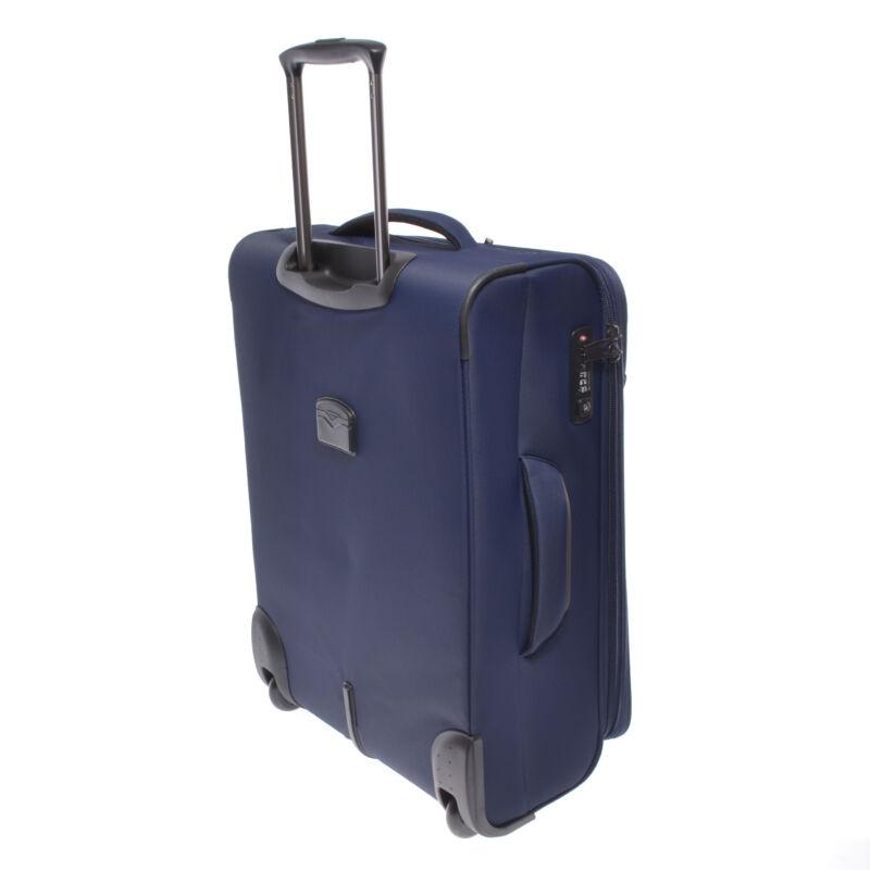 6b942e4398f6 Touareg Prémium Közepes Méretű Bőrönd Kék - KÖZEPES MÉRETŰ BŐRÖNDÖK ...