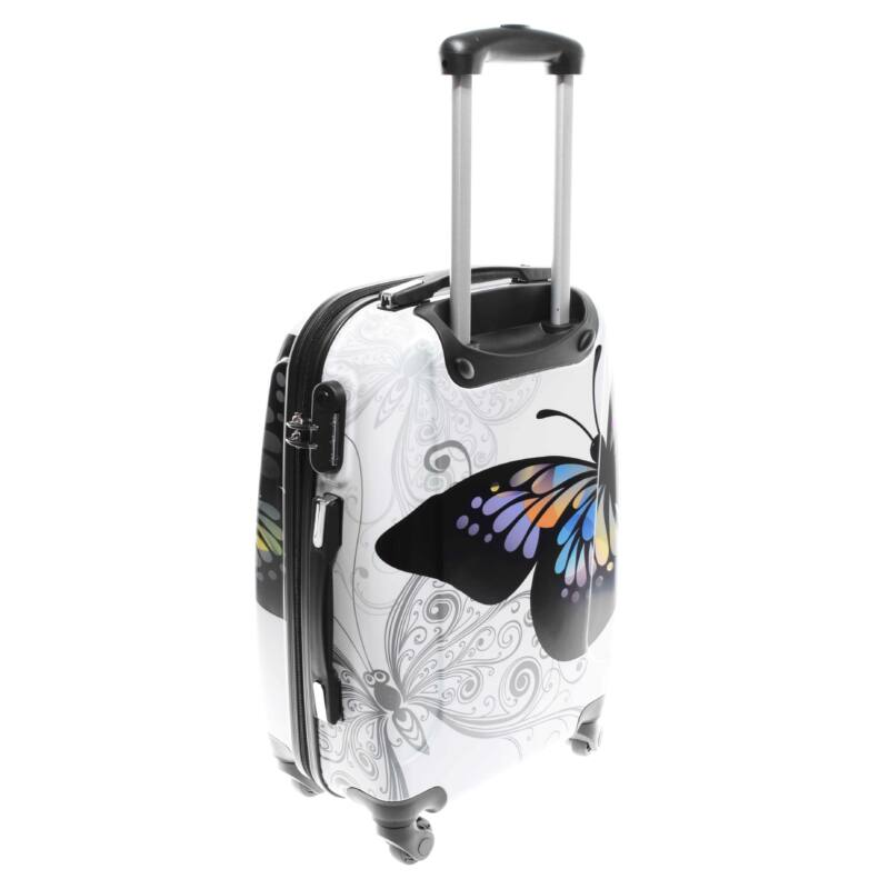 5226df49a1d6 Ormi Pillangós Kemény Bőrönd Szett - BŐRÖND SZETTEK - Táska ...