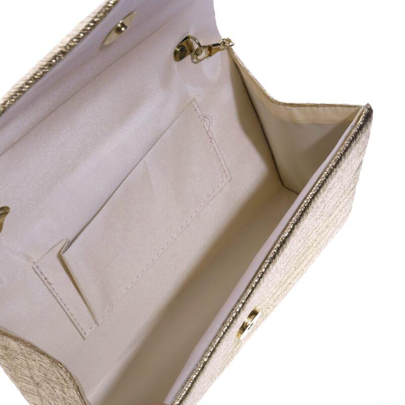 Ezüst színű női poliészter alkalmi táska - Alkalmi táskák - Táska ... 32b49b439f