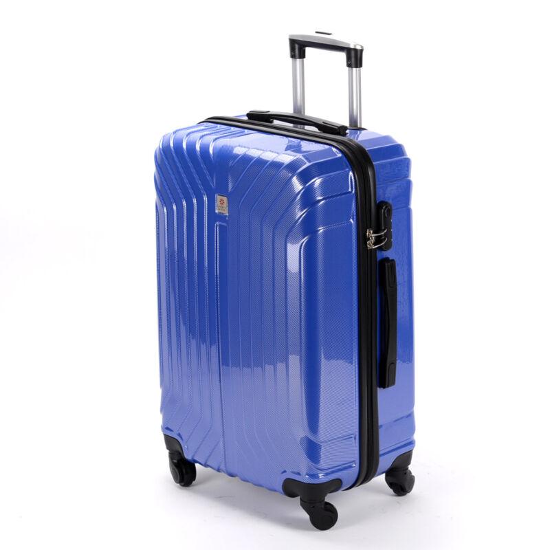84f85a4ee60b Leonardo Da Vinci Go! Kemény Kis Bőrőnd Kék (4 Kerekű) - KABIN (kis ...
