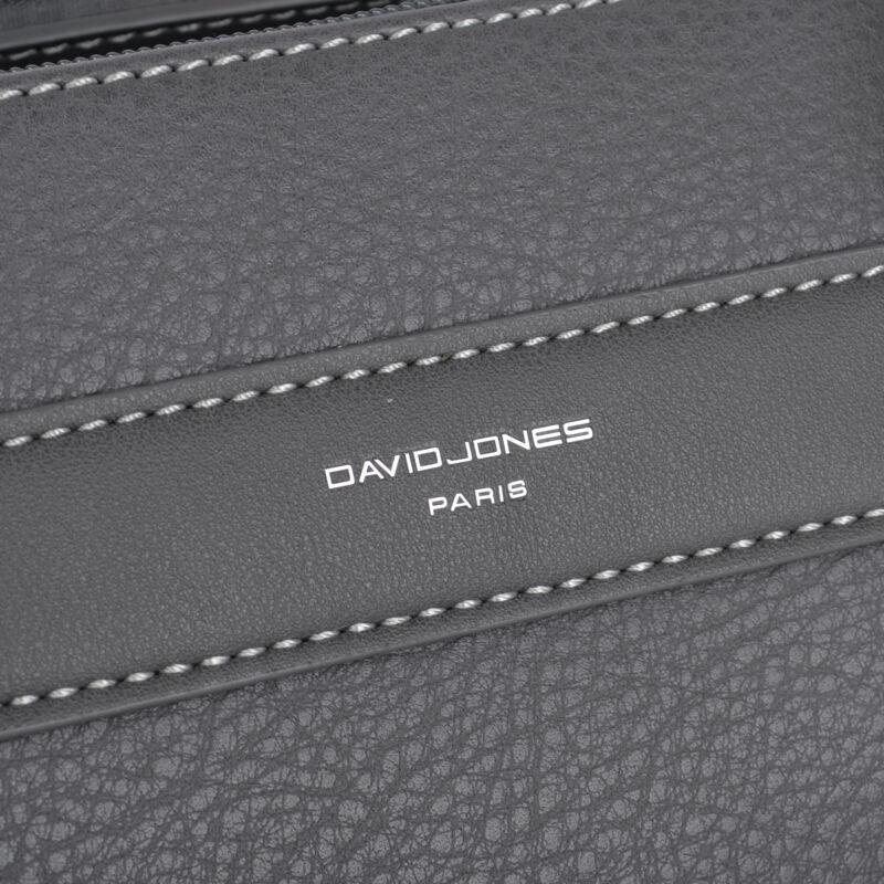 David Jones Szürke Női Műbőr Válltáska - Válltáskák - Táska ... cafdb5b223