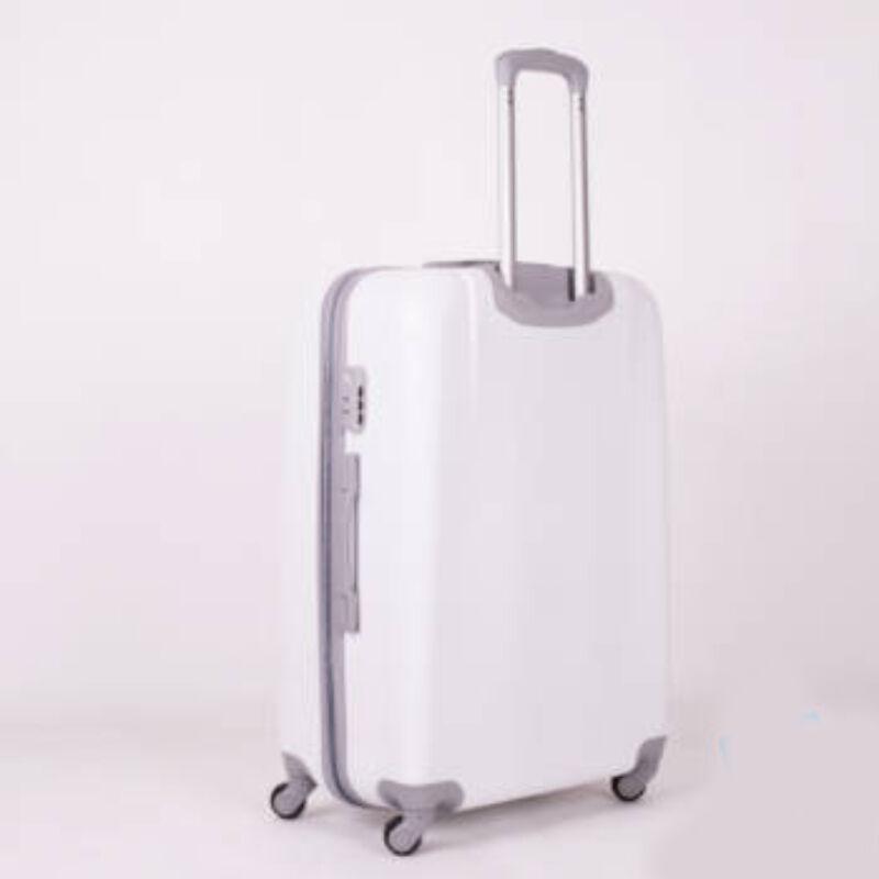 d39a6020f240 Kemény Mini Bőrönd Fehér (4 Kerekű) - KEMÉNY BŐRÖNDÖK - Táska ...