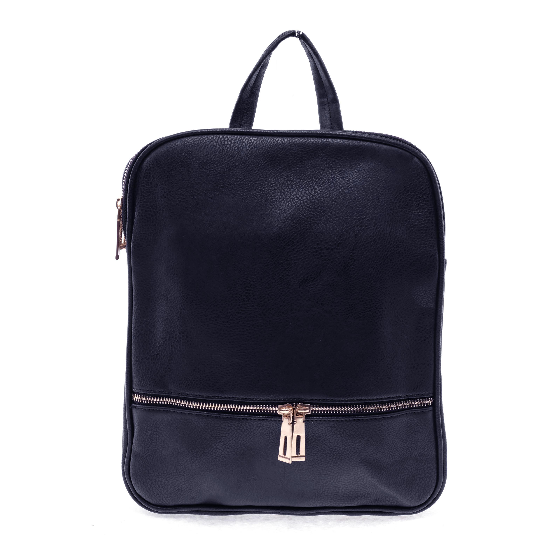 f58b9f977348 Kék Női Műbőr Hátizsák - Műbőr - Táska webáruház - Minőségi táskák  mindenkinek