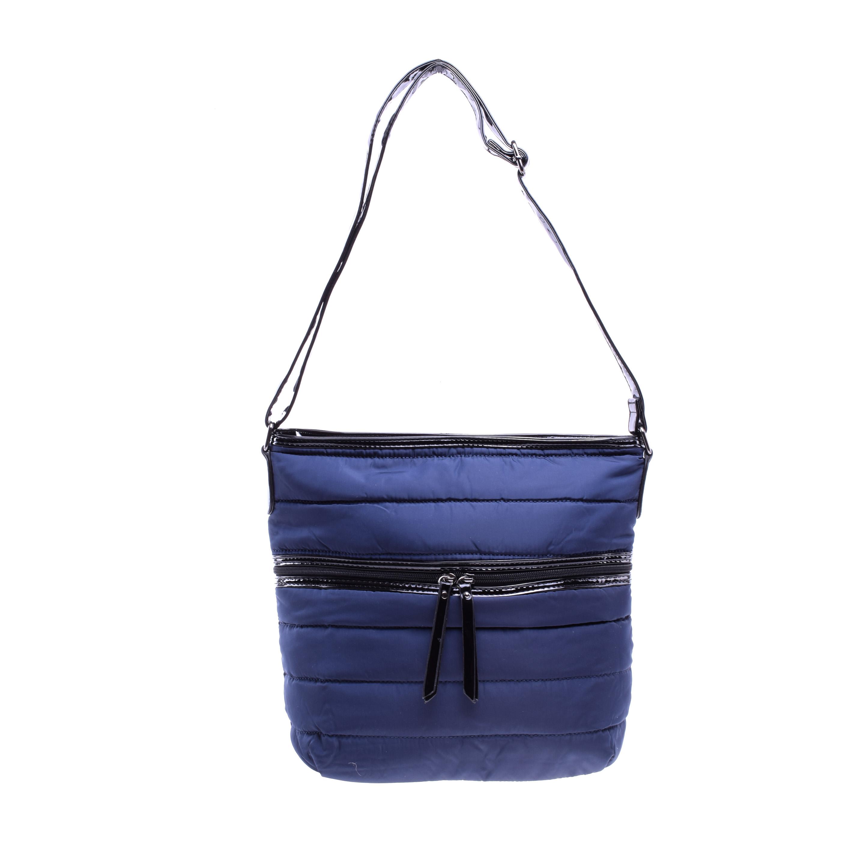 0265eafa77 Besty Női Vízhatlan Pvc Oldaltáska Kék - Oldaltáskák - Táska webáruház -  Minőségi táskák mindenkinek