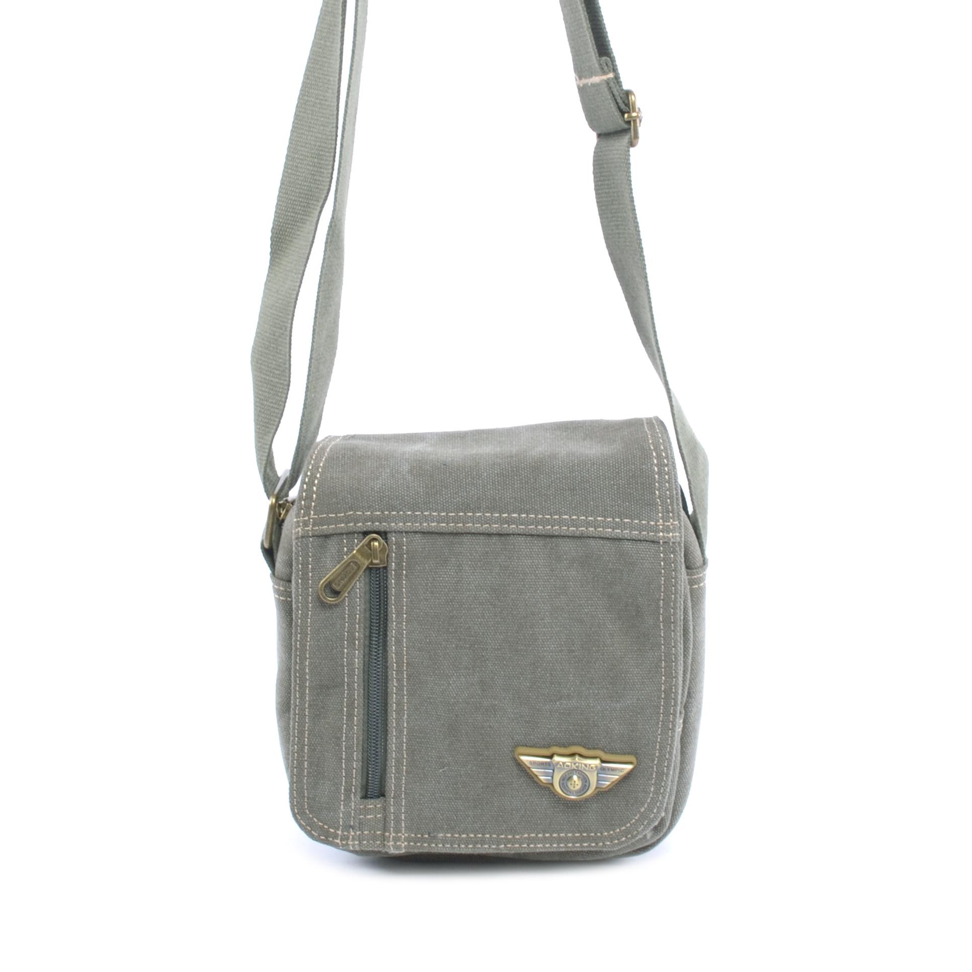 d8c854e78020 Kis Méretű Oldaltáska Zöld - OLDALTÁSKÁK - Táska webáruház - Minőségi  táskák mindenkinek