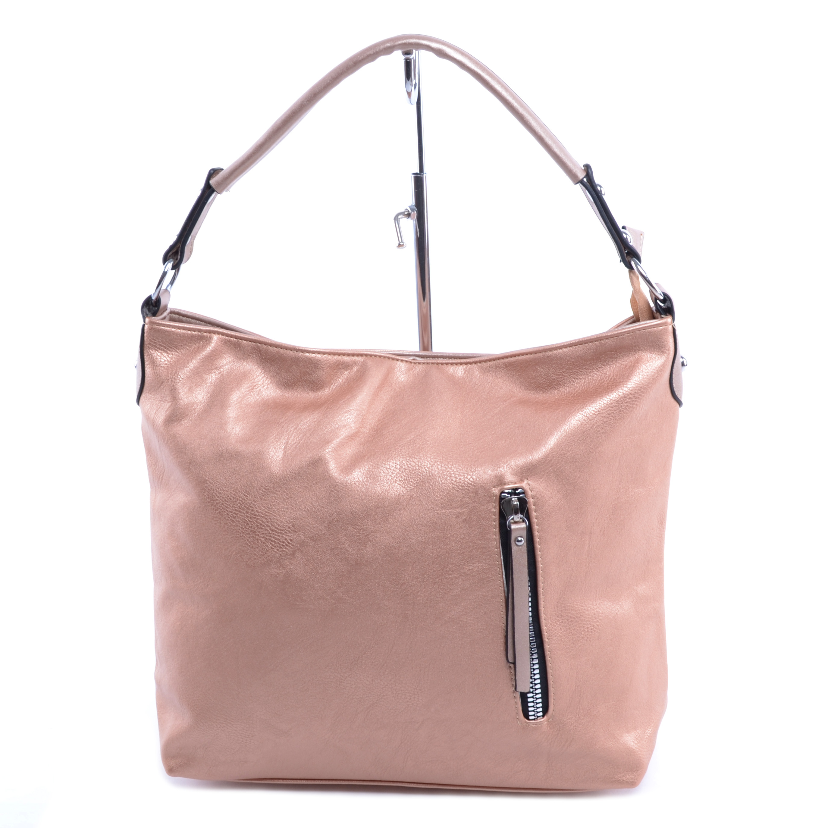 Rózsaarany Női Műbőr Válltáska - Válltáskák - Táska webáruház - Minőségi  táskák mindenkinek cbc2e23cac