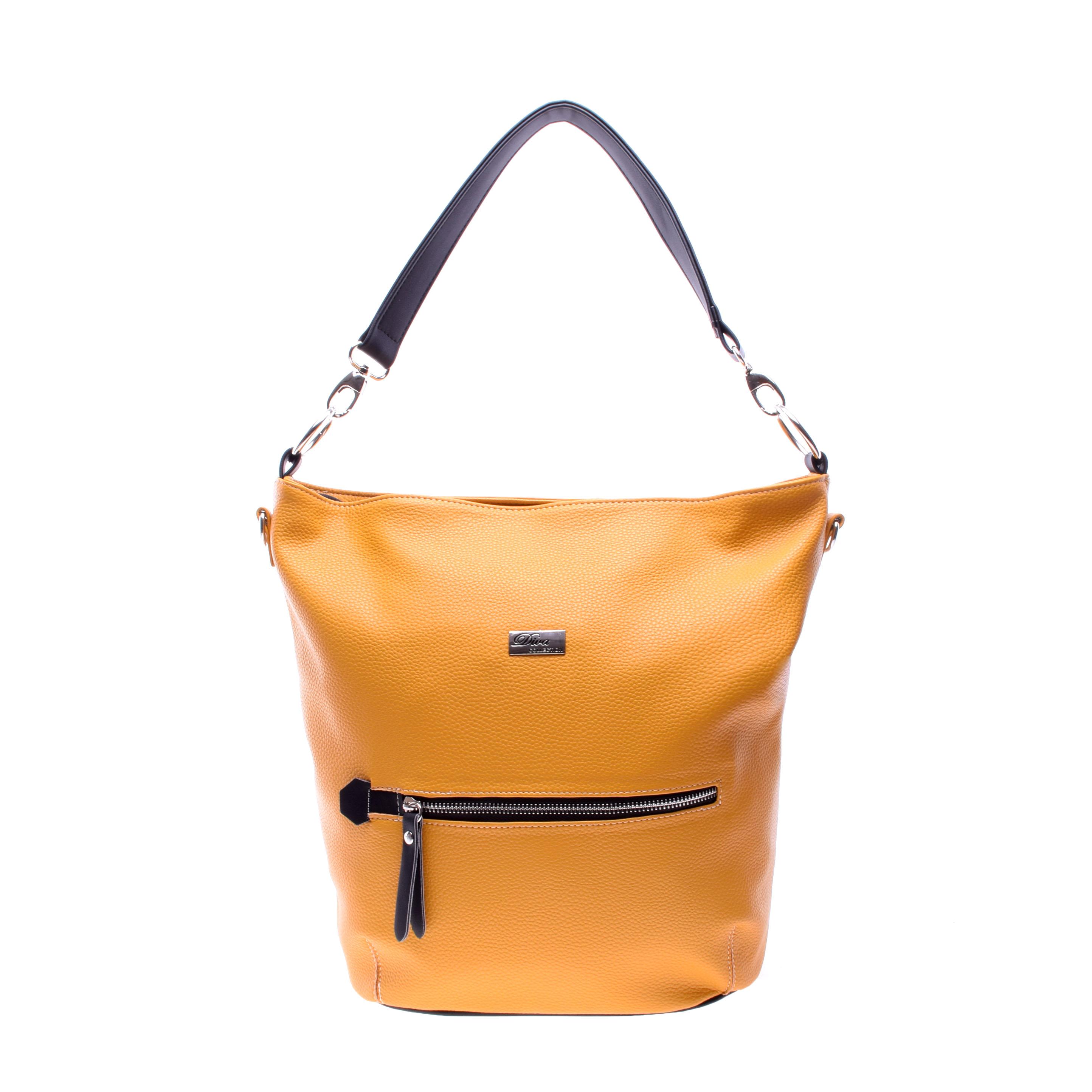 394c40991a Diva Női Műbőr Sárga Válltáska - Válltáskák - Táska webáruház - Minőségi  táskák mindenkinek