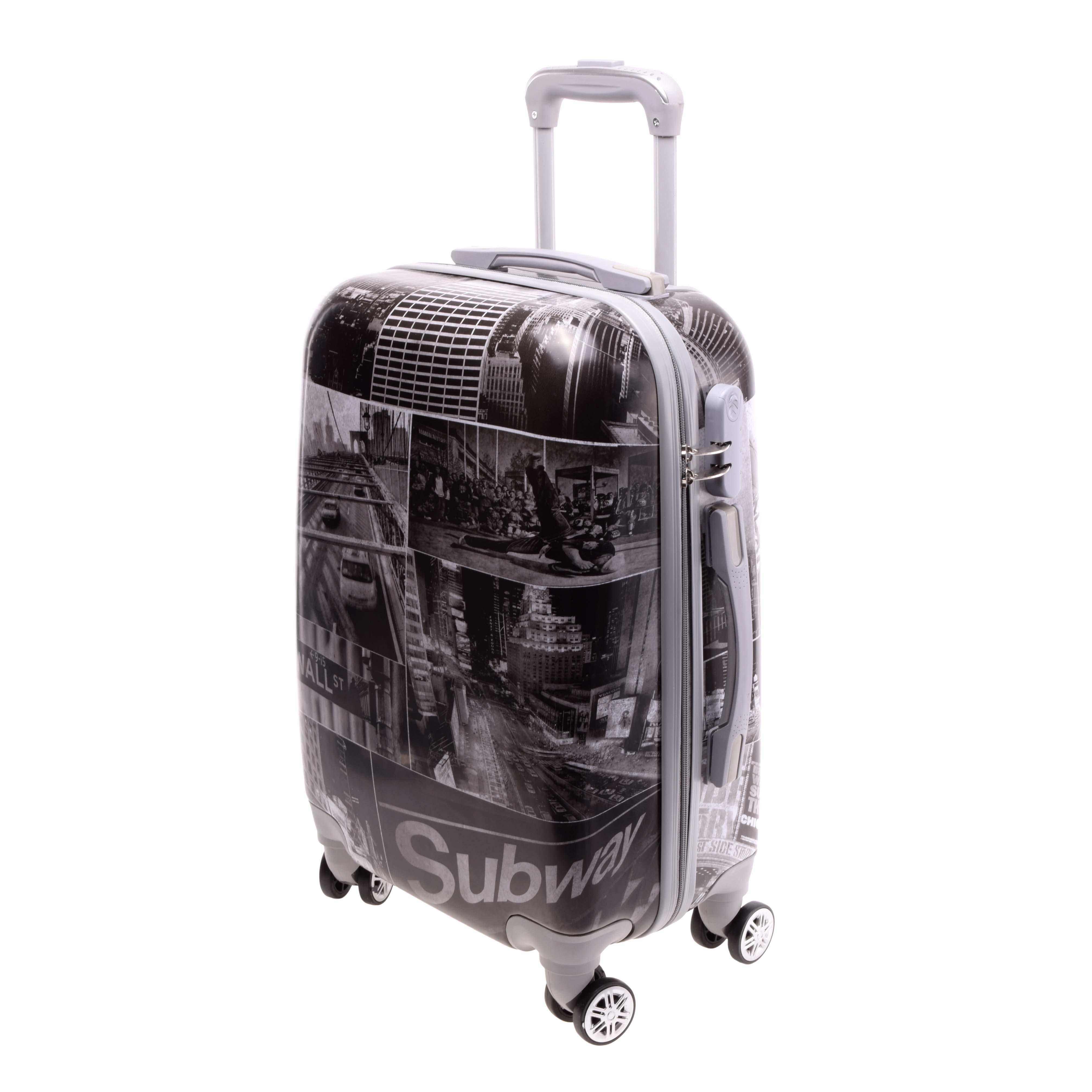 a108d8fe4ebf Ormi Subway Kemény Nagy Bőrönd - NAGY MÉRETŰ BŐRÖNDÖK - Táska webáruház -  Minőségi táskák mindenkinek
