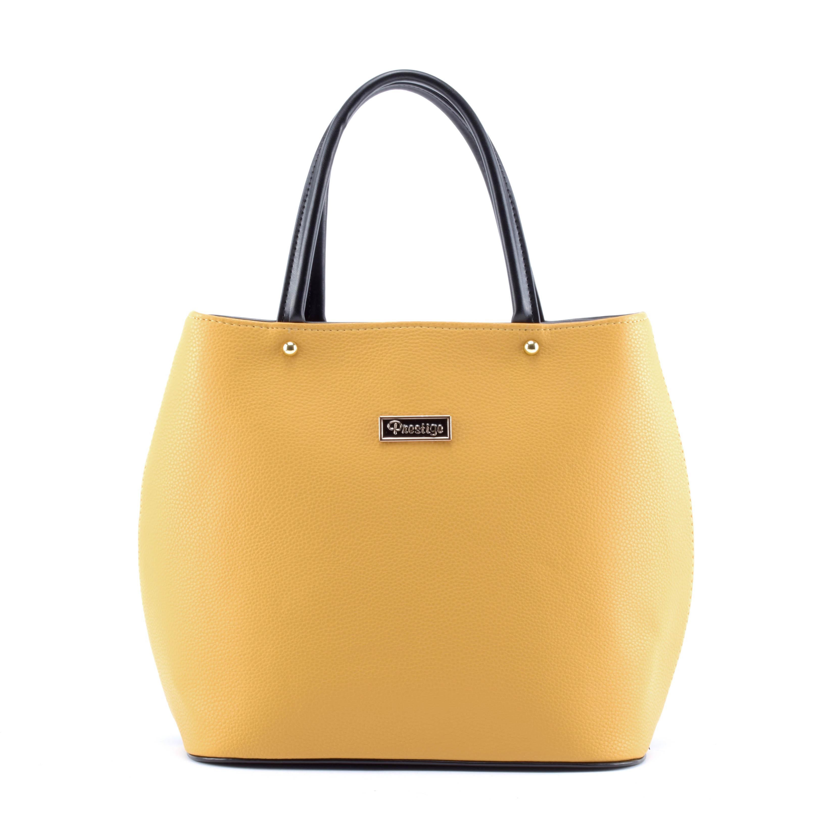 89bd5cf01fef Prestige Sárga Női Rostbőr Válltáska - Válltáskák - Táska webáruház -  Minőségi táskák mindenkinek