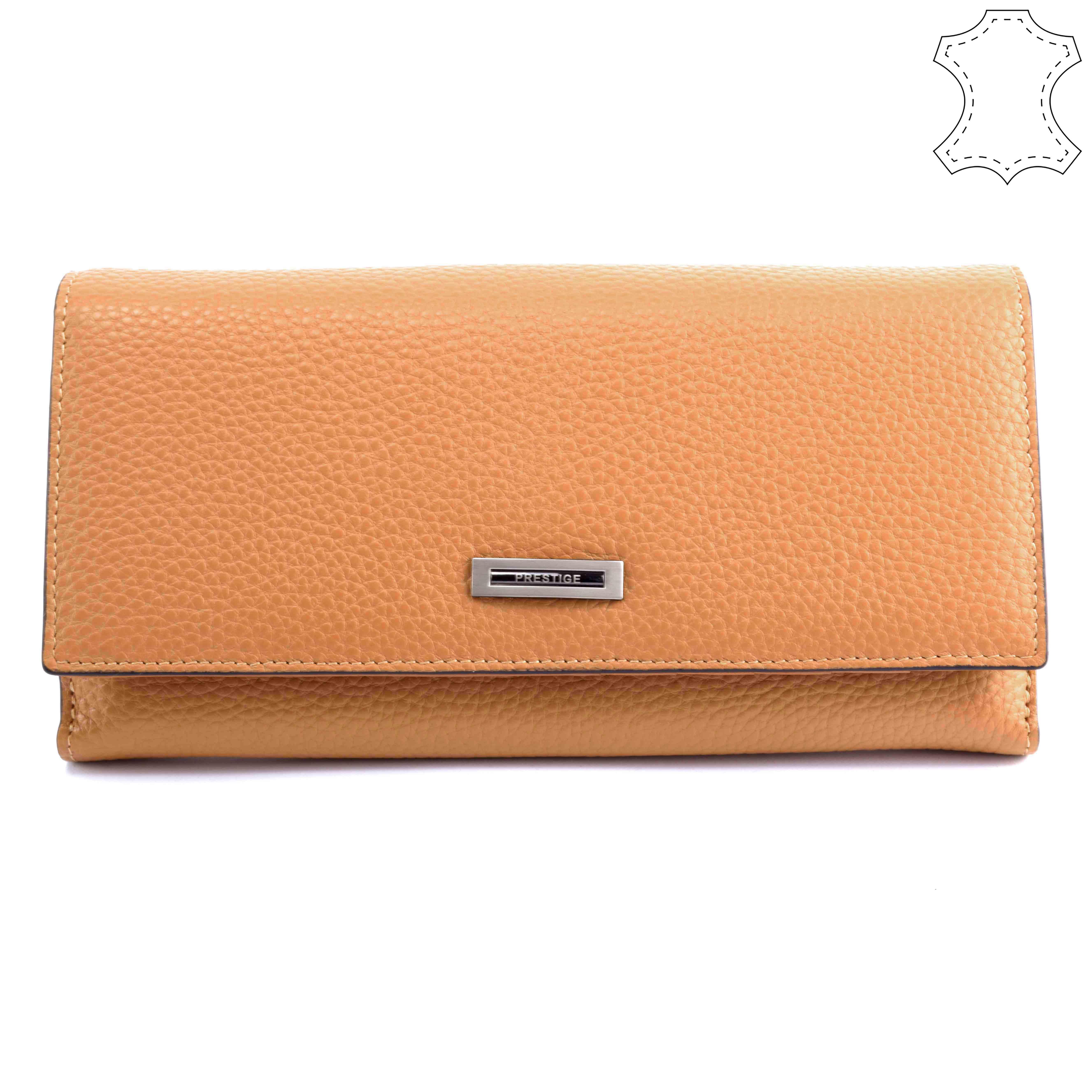 2e30f33e5a Prestige női sárga bőr pénztárca - NŐI PÉNZTÁRCÁK - Táska webáruház - Minőségi  táskák mindenkinek