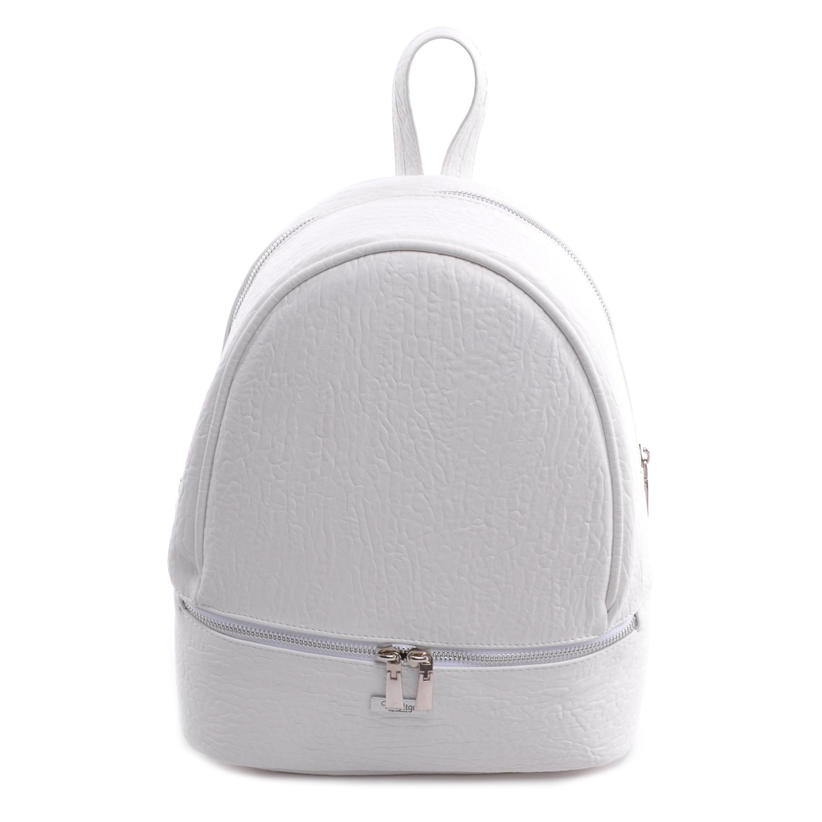 Prestige Női Műbőr Fehér Hátizsák - Műbőr - Táska webáruház - Minőségi  táskák mindenkinek 0af0c4bd5e