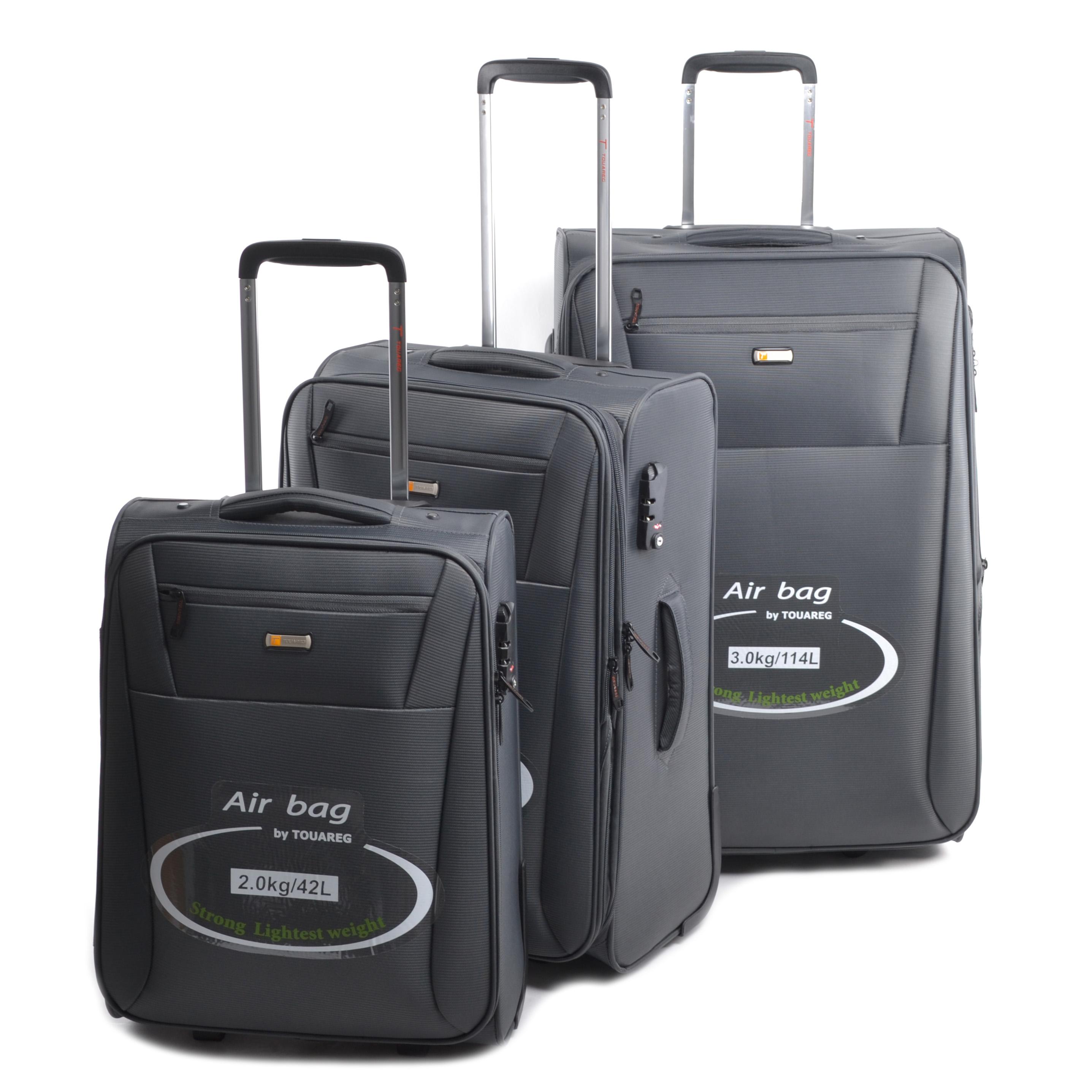 20a11f850139 Touareg Szürke Nagy Méretű Bőrönd - Touareg - Táska webáruház - Minőségi  táskák mindenkinek