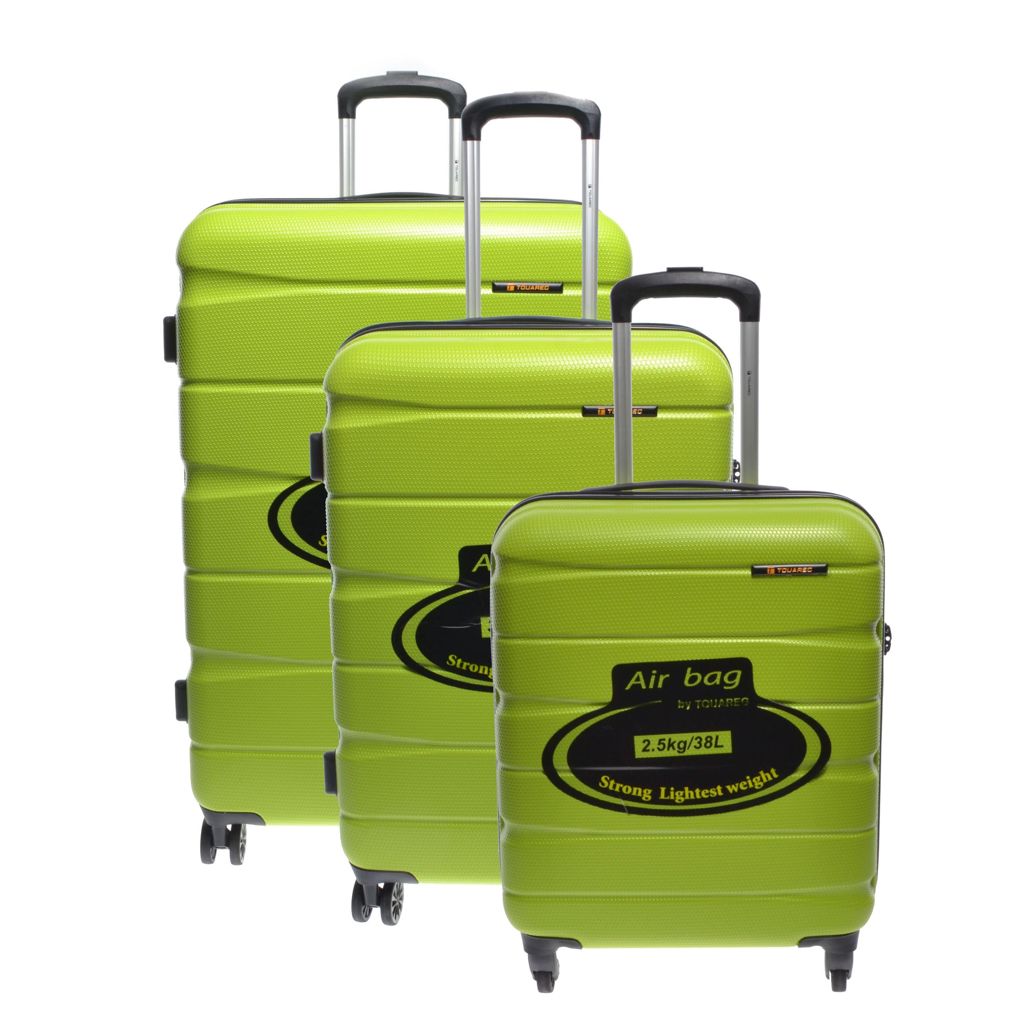 5ecb2ecb761b 15A128 Lime Zöld Touareg Kemény Bőrönd Szett - Touareg - Táska webáruház - Minőségi  táskák mindenkinek