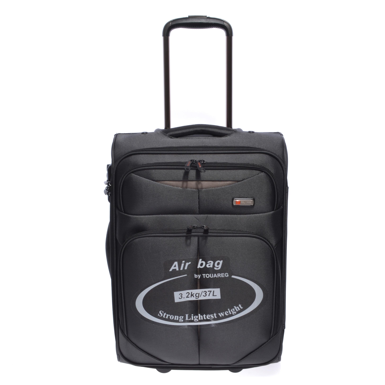 7ba75e5e9097 C11-736B-1-Szürke Touareg Kabin Méretű Bőrönd - KÖZEPES MÉRETŰ BŐRÖNDÖK -  Táska webáruház - Minőségi táskák mindenkinek