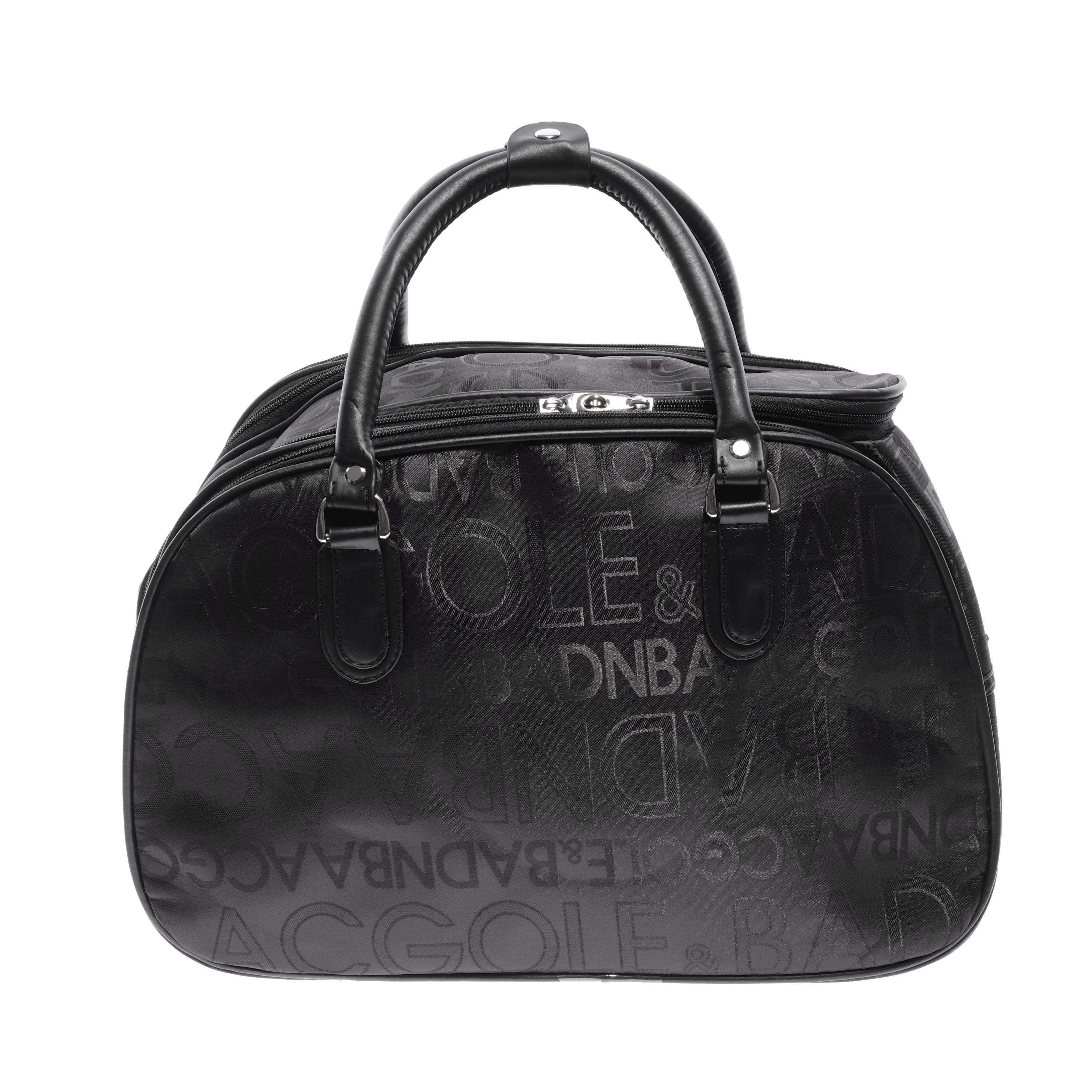 Besty Wizzair Vászon Utazótáska Fekete - KIS MÉRETŰ UTAZÓTÁSKA - Táska  webáruház - Minőségi táskák mindenkinek 3bfa110e9e
