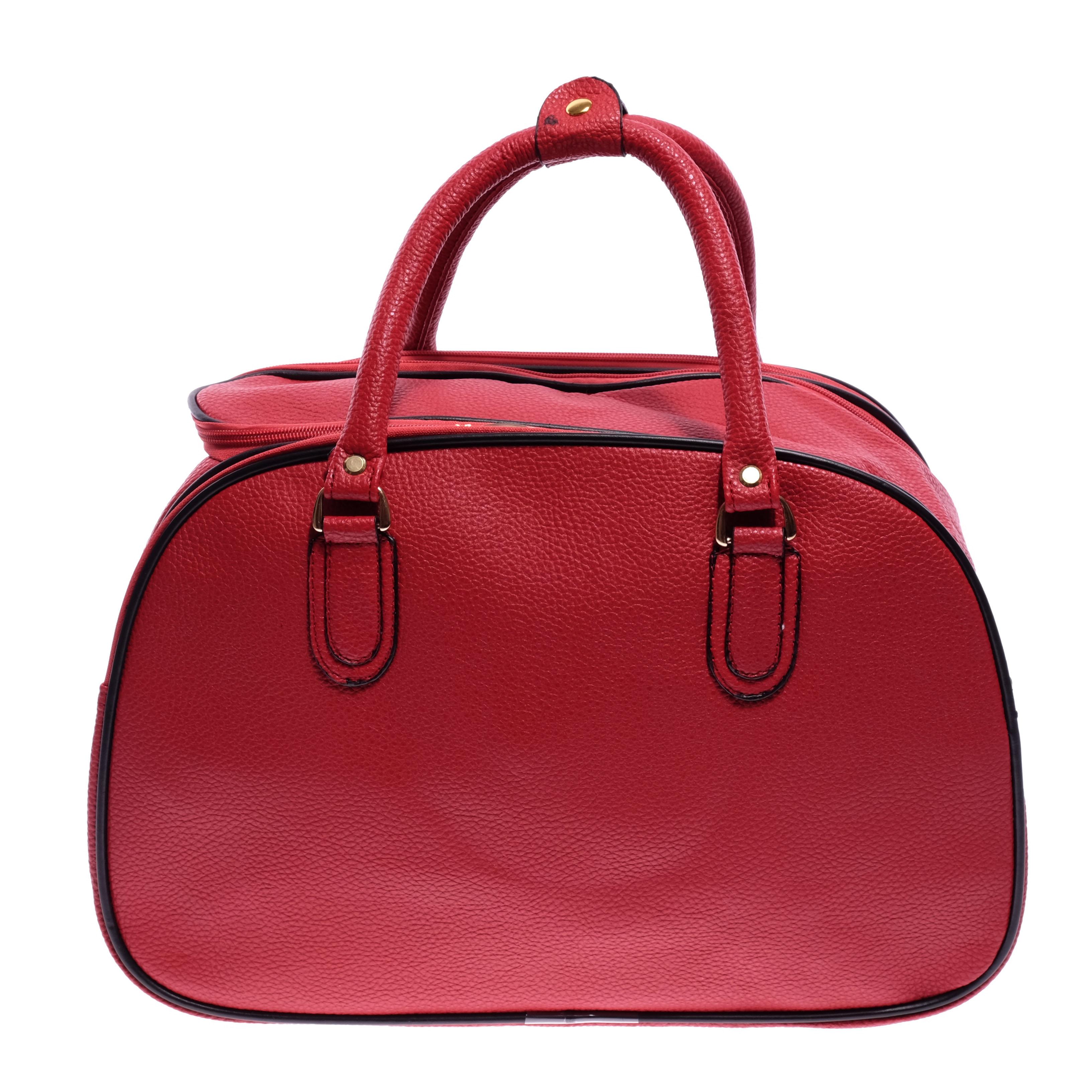 Besty Wizzair Műbőr Utazótáska Piros - KIS MÉRETŰ UTAZÓTÁSKA - Táska  webáruház - Minőségi táskák mindenkinek c0a58bbf6e