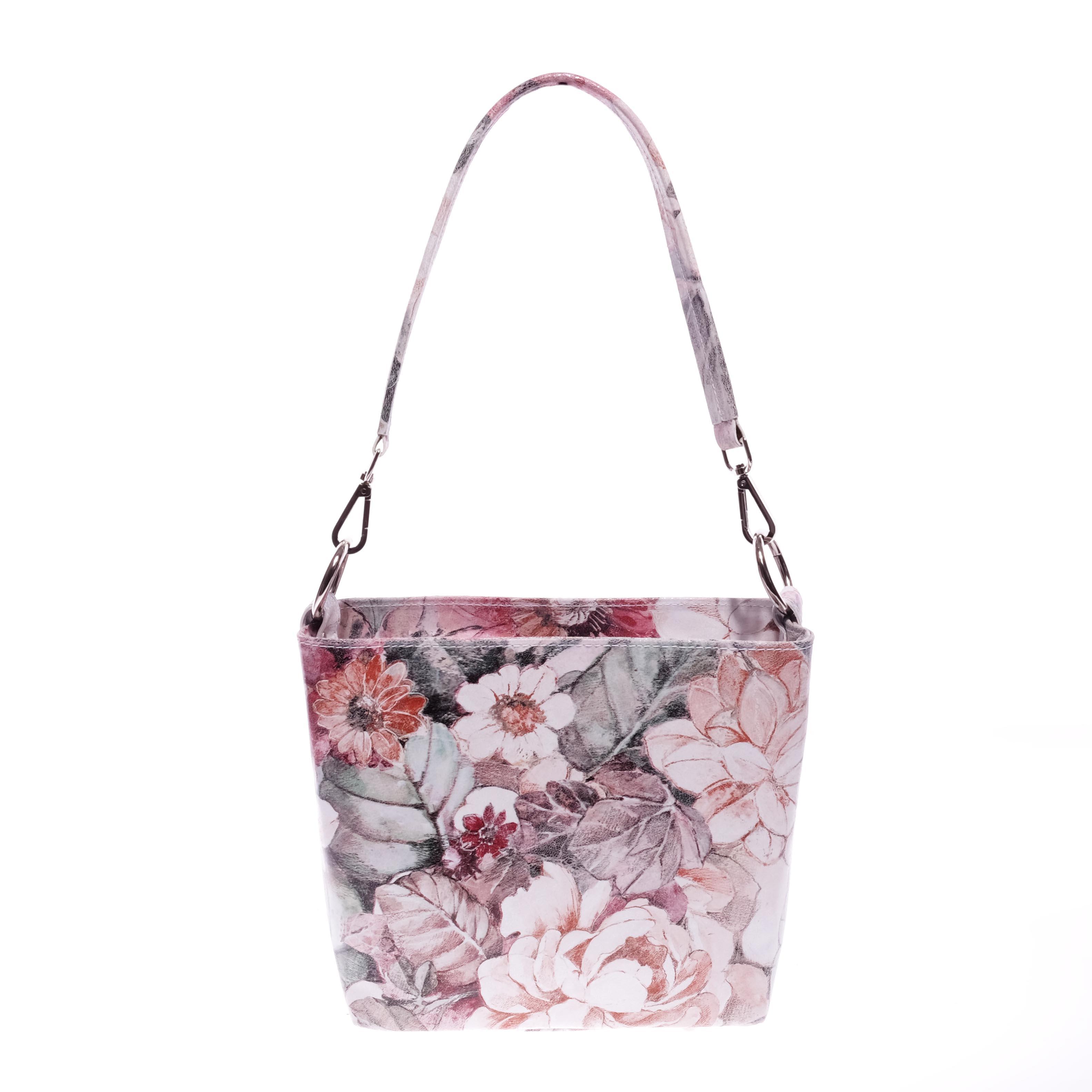 Besty Valódi Bőr Virágmintás Válltáska - Válltáskák - Táska webáruház - Minőségi  táskák mindenkinek 18bbefa954