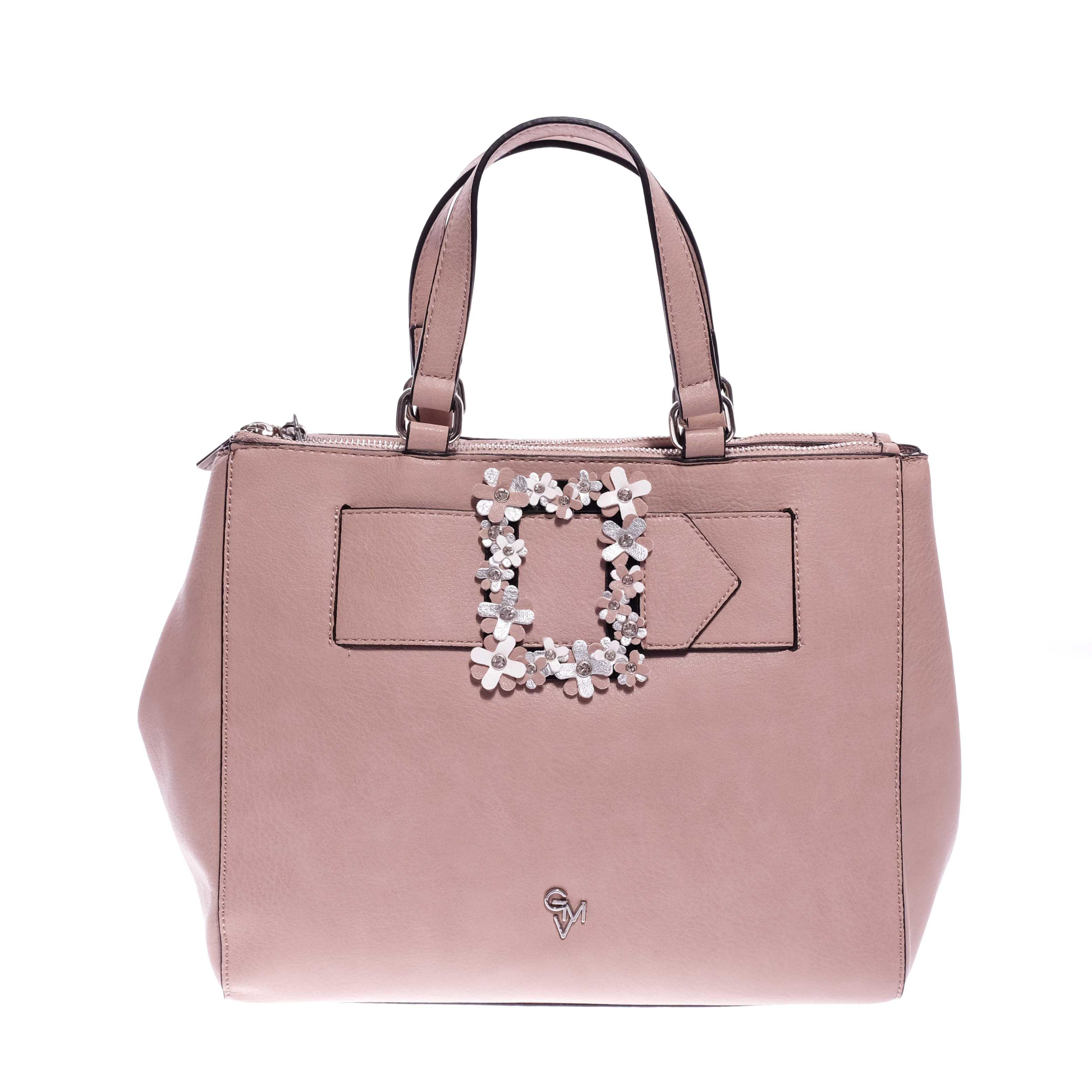 5fd069713222 Gianmarco Venturi Világos Rózsaszín Női Rostbőr Kézitáska - Kézitáskák - Táska  webáruház - Minőségi táskák mindenkinek