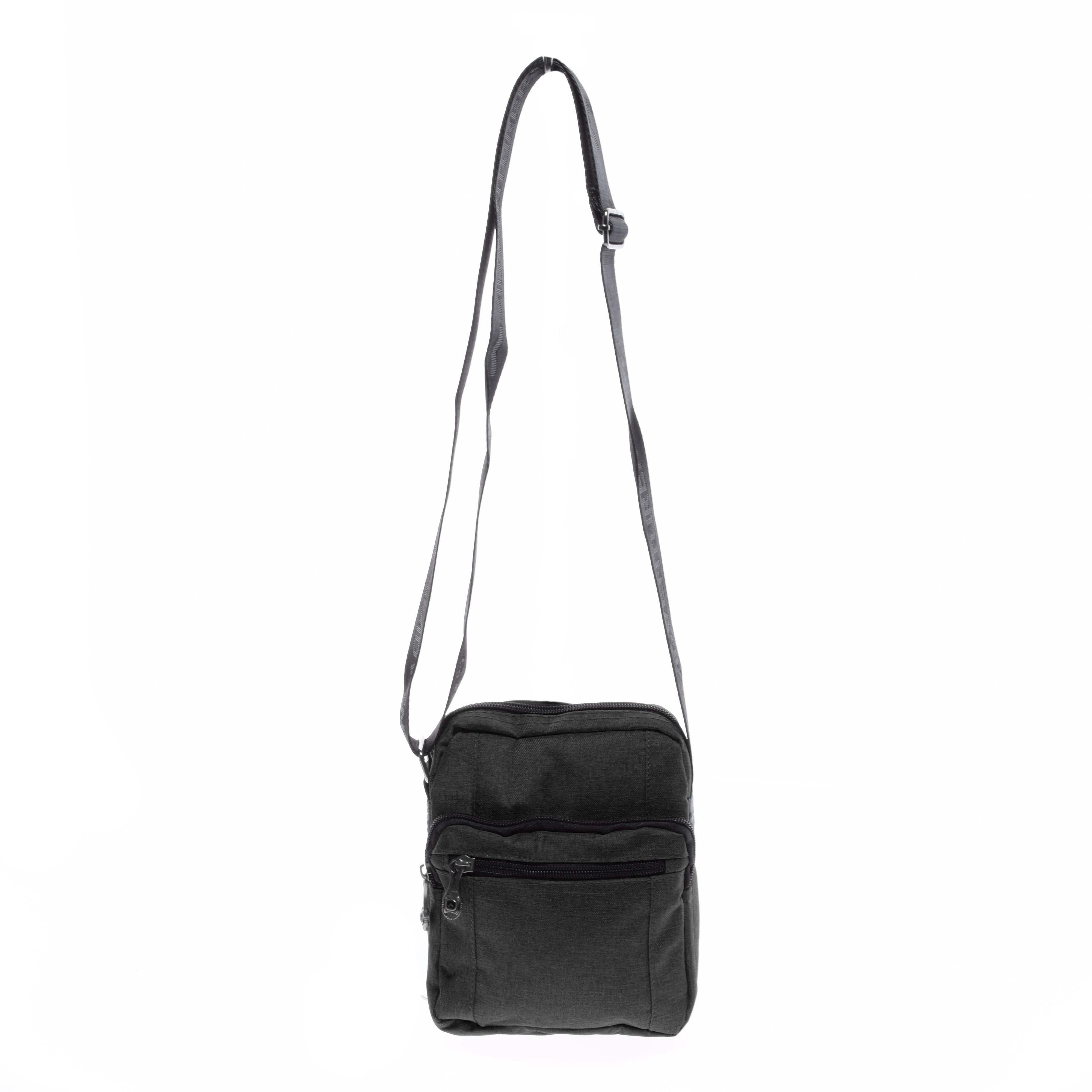 Adventurer Fekete Oldaltáska - OLDALTÁSKÁK - Táska webáruház - Minőségi  táskák mindenkinek 5b0738dc3e