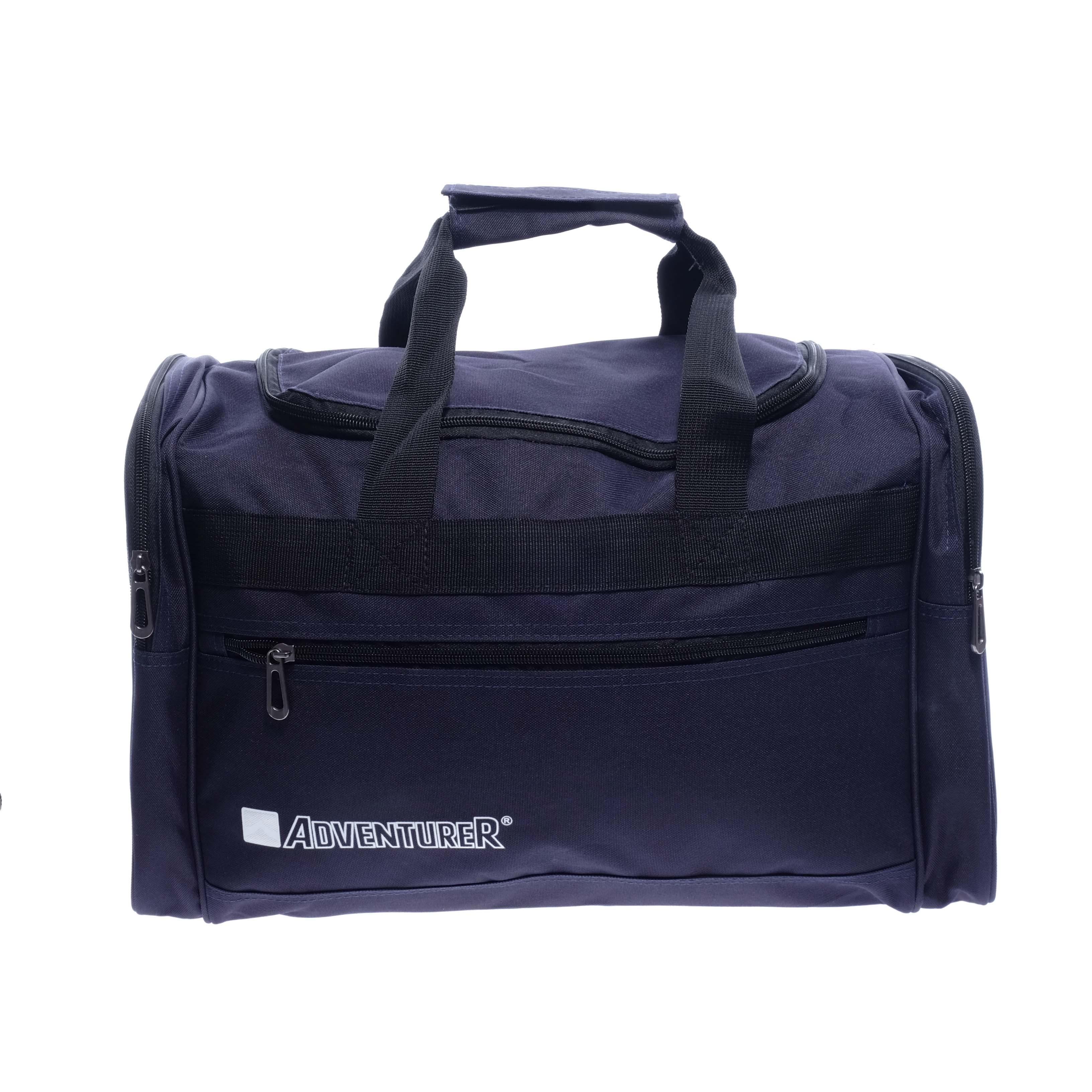 fd5788622cc6 Adventurer Sötétkék Sporttáska - KIS MÉRETŰ UTAZÓTÁSKA - Táska webáruház -  Minőségi táskák mindenkinek