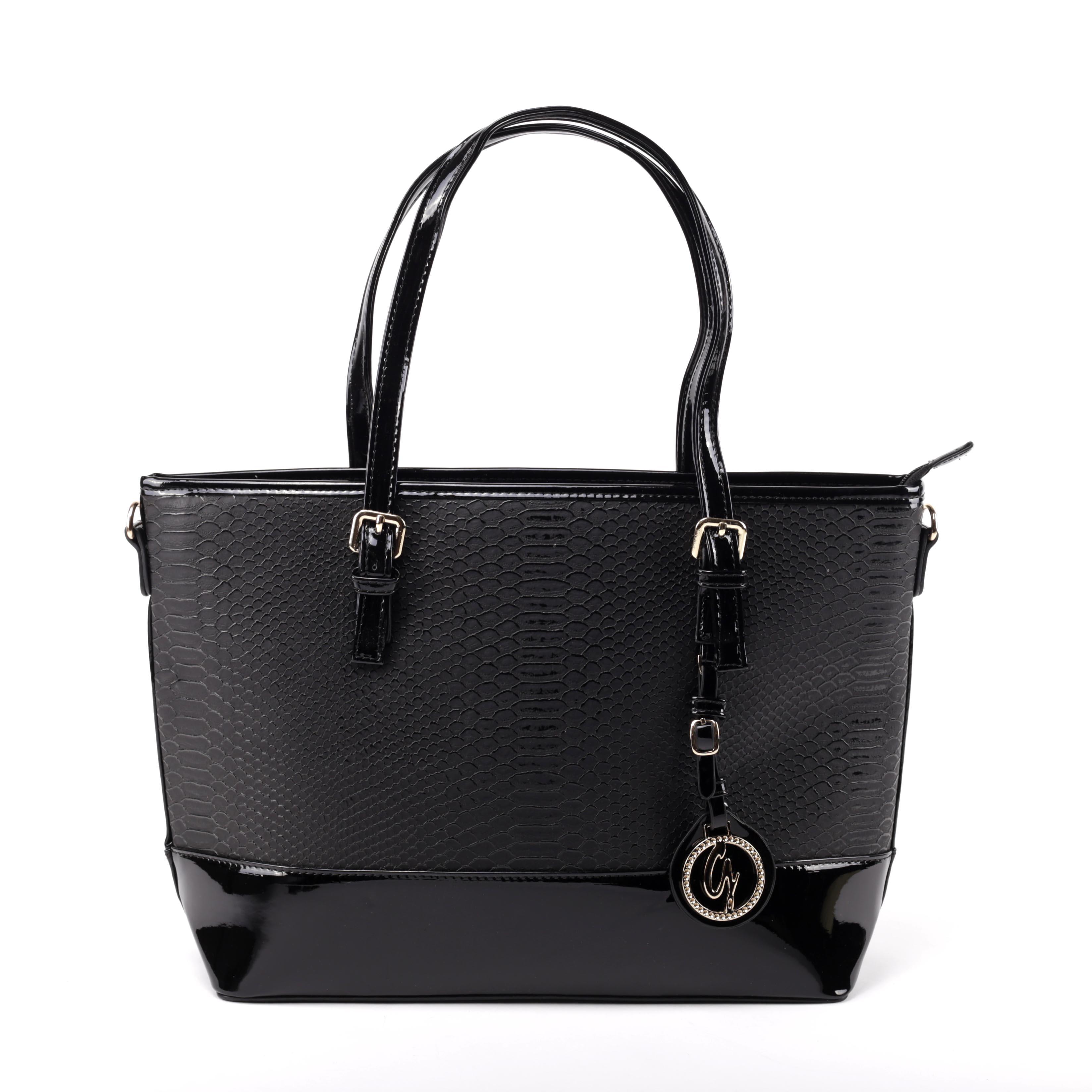 Besty Fekete Női Lakk Válltáska - Válltáskák - Táska webáruház - Minőségi  táskák mindenkinek 6428e091aa