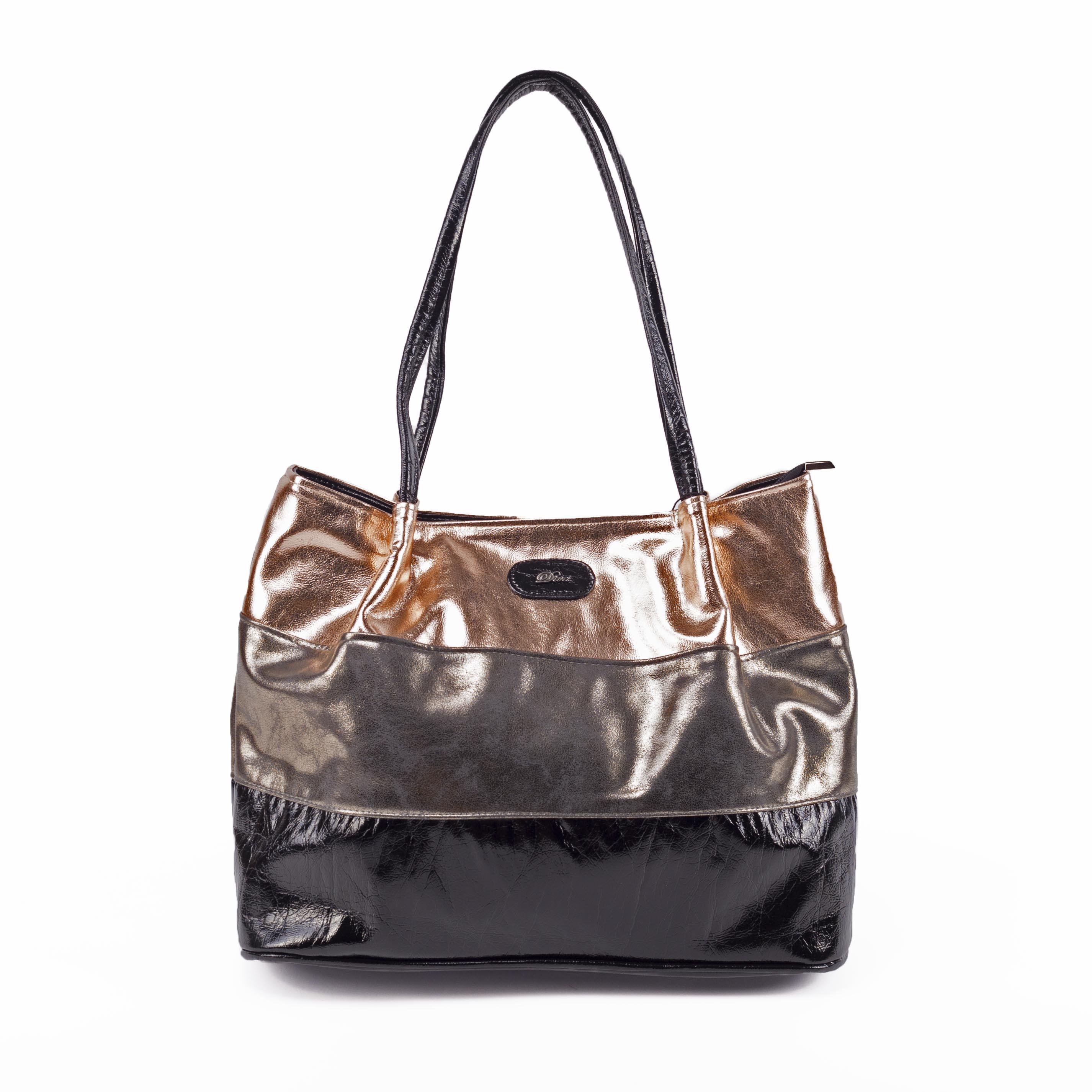 Diva Női Csíkos Arany Bronz Válltáska - Válltáskák - Táska webáruház -  Minőségi táskák mindenkinek ad7a24e10f