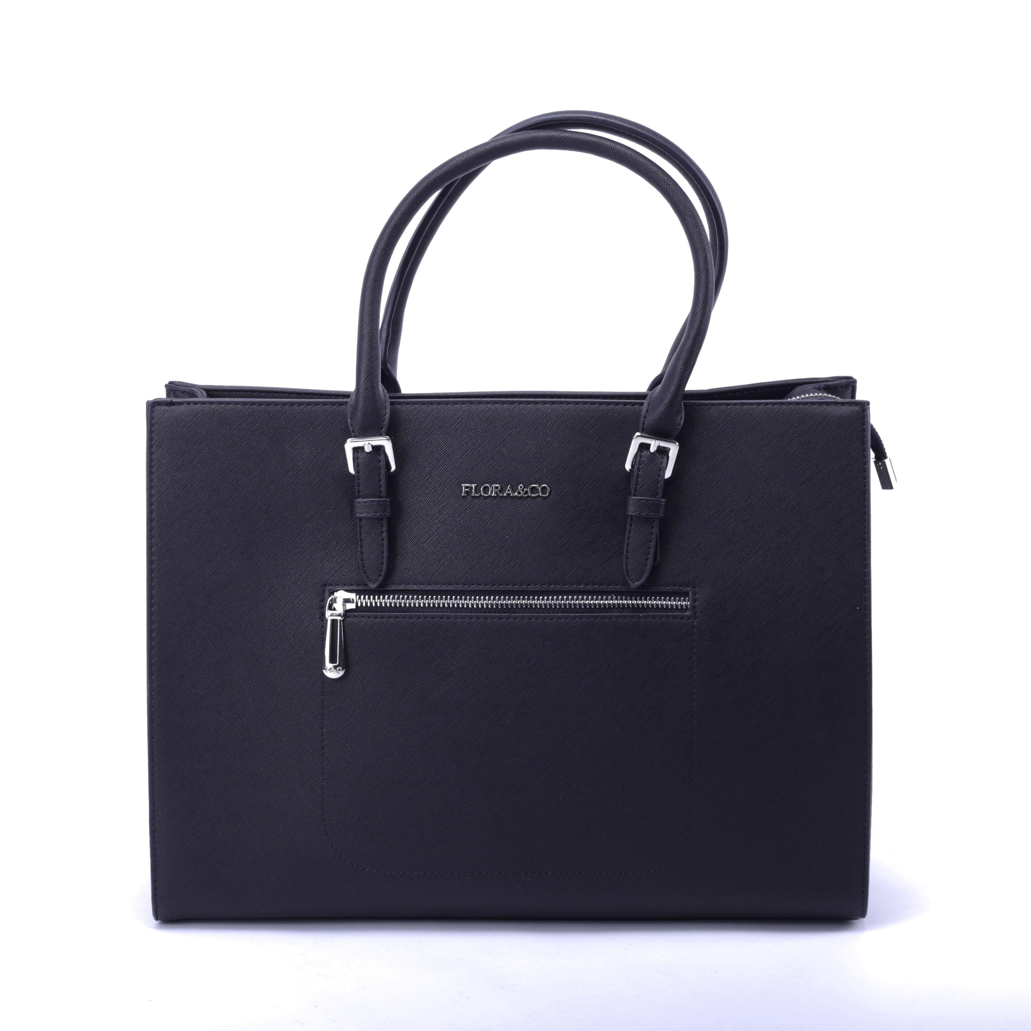 Flora Co Női Fekete Exkluzív Kézitáska - Válltáskák - Táska webáruház - Minőségi  táskák mindenkinek c604b0ee2b