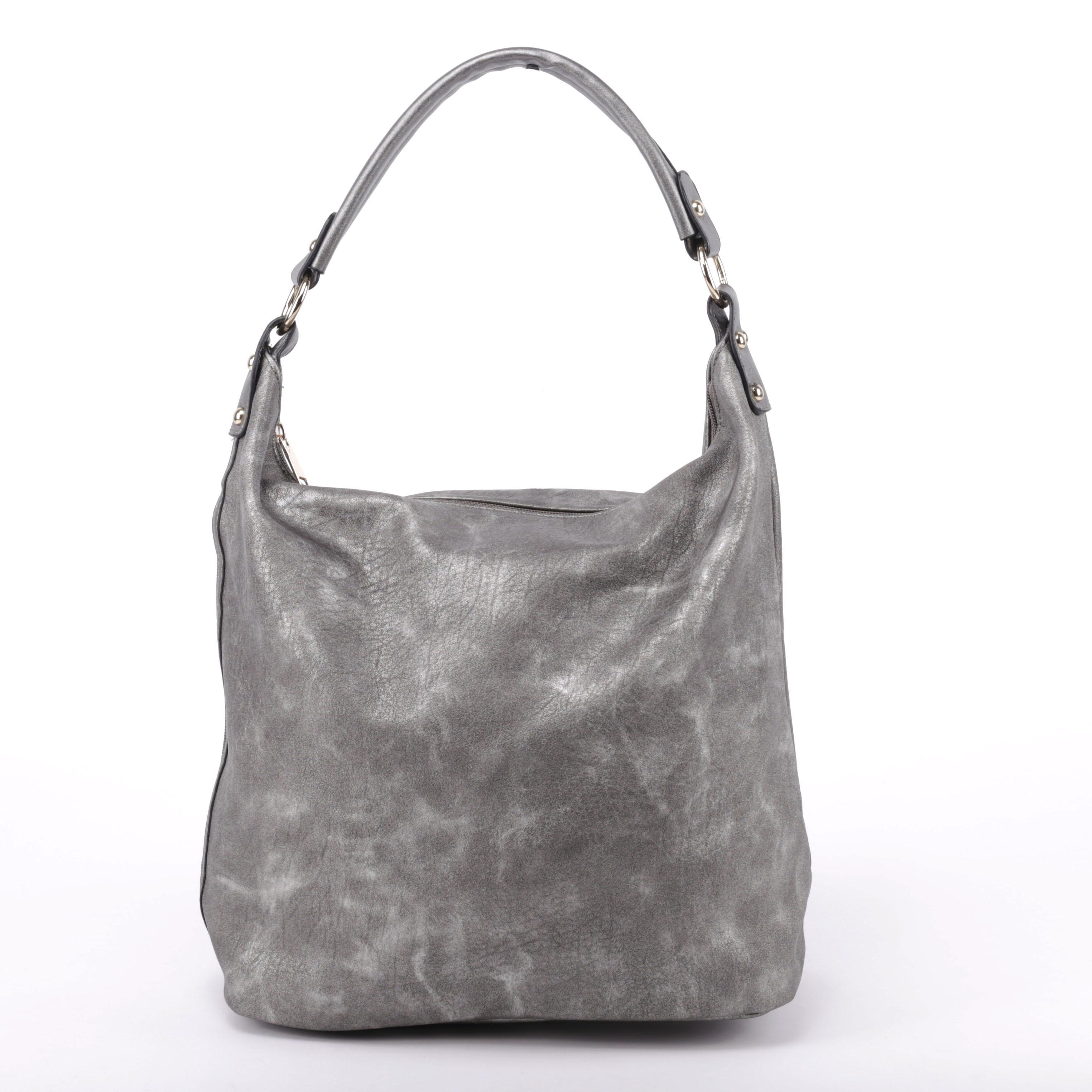 Besty Női Ezüst Műbőr Táska - Válltáskák - Táska webáruház - Minőségi  táskák mindenkinek 29a70c0839