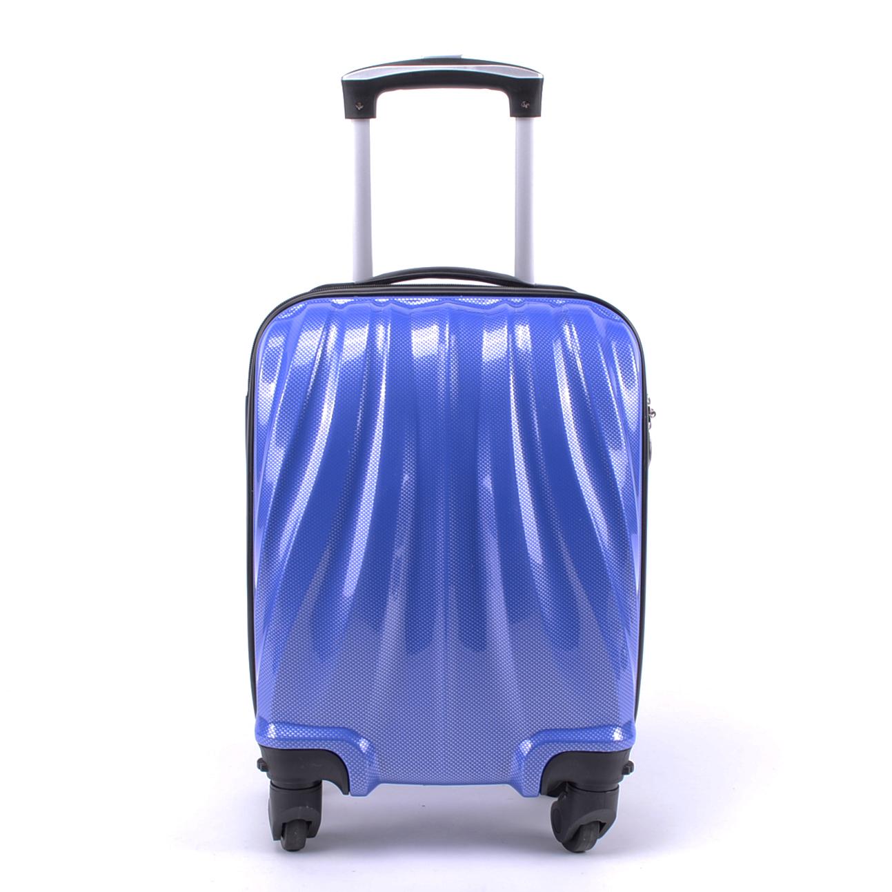 ed6cff092d04 Leonardo Da Vinci Go! Kemény Mini Bőrőnd Kék (4 Kerekű) - MINI BŐRÖNDÖK -  Táska webáruház - Minőségi táskák mindenkinek
