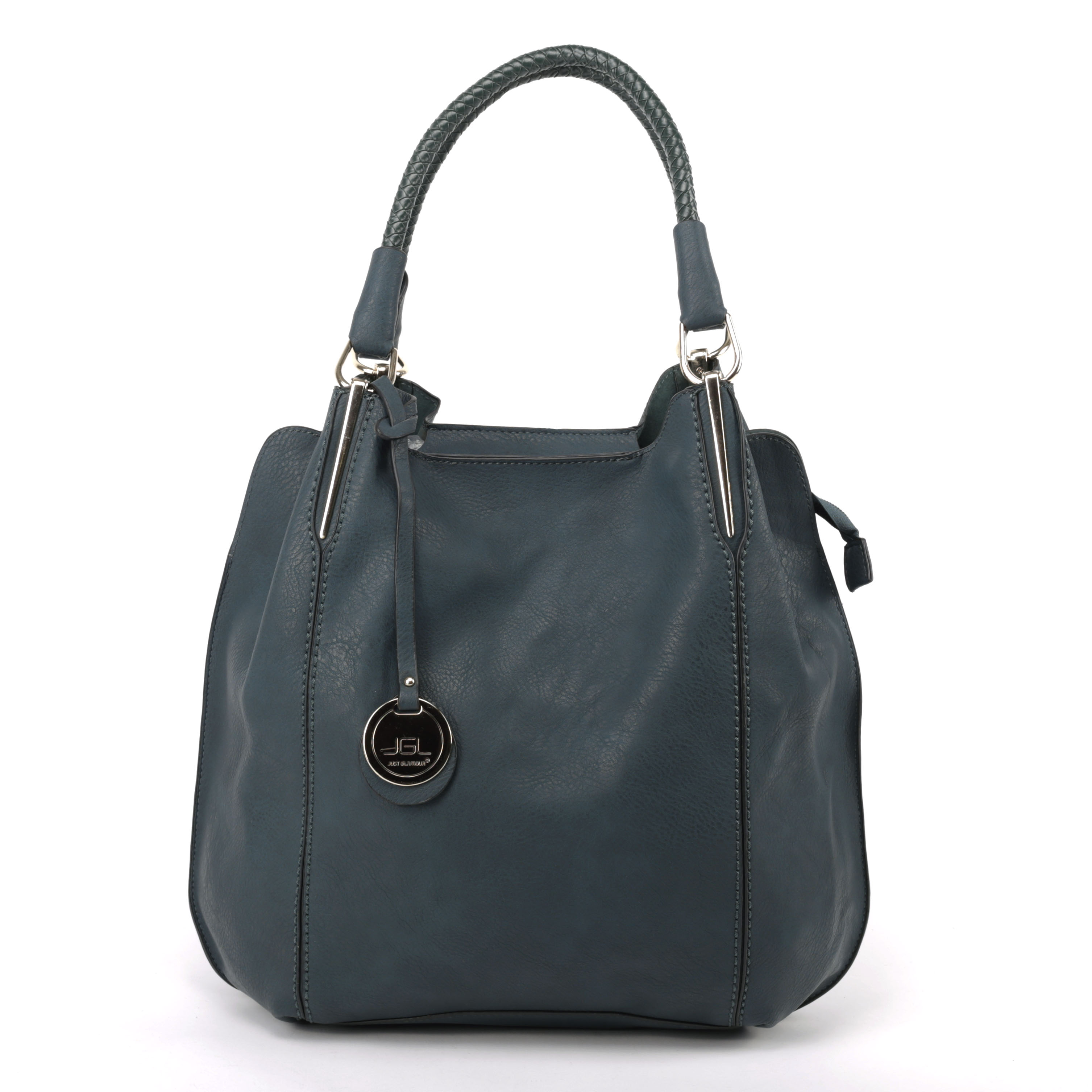 JGL Zöld Női Műbőr Táska - Kézitáskák - Táska webáruház - Minőségi táskák  mindenkinek eb67b07259