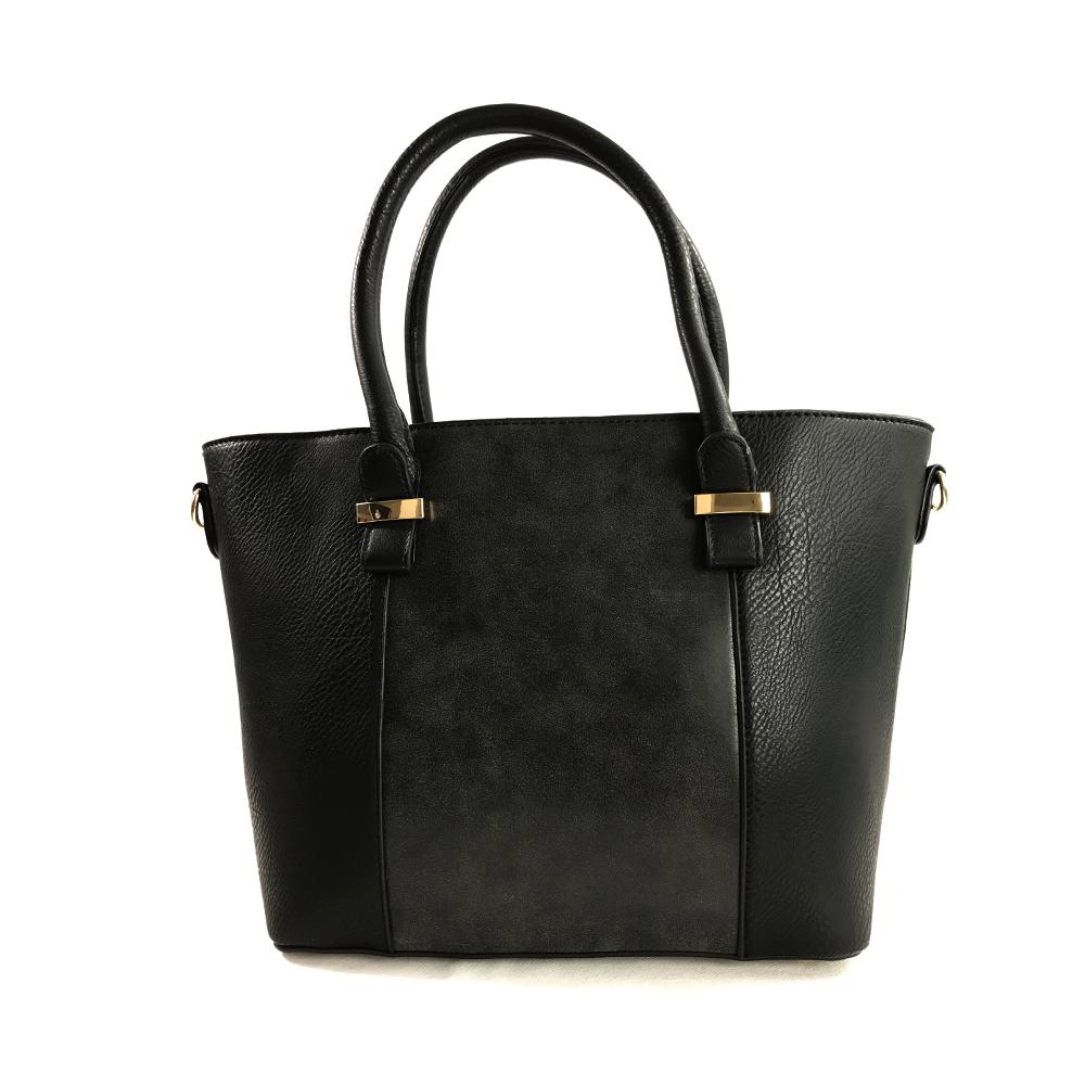 Besty Női Közepes Méretű Fekete Kézitáska Vállpánttal - Kézitáskák - Táska  webáruház - Minőségi táskák mindenkinek 8f43e477a0