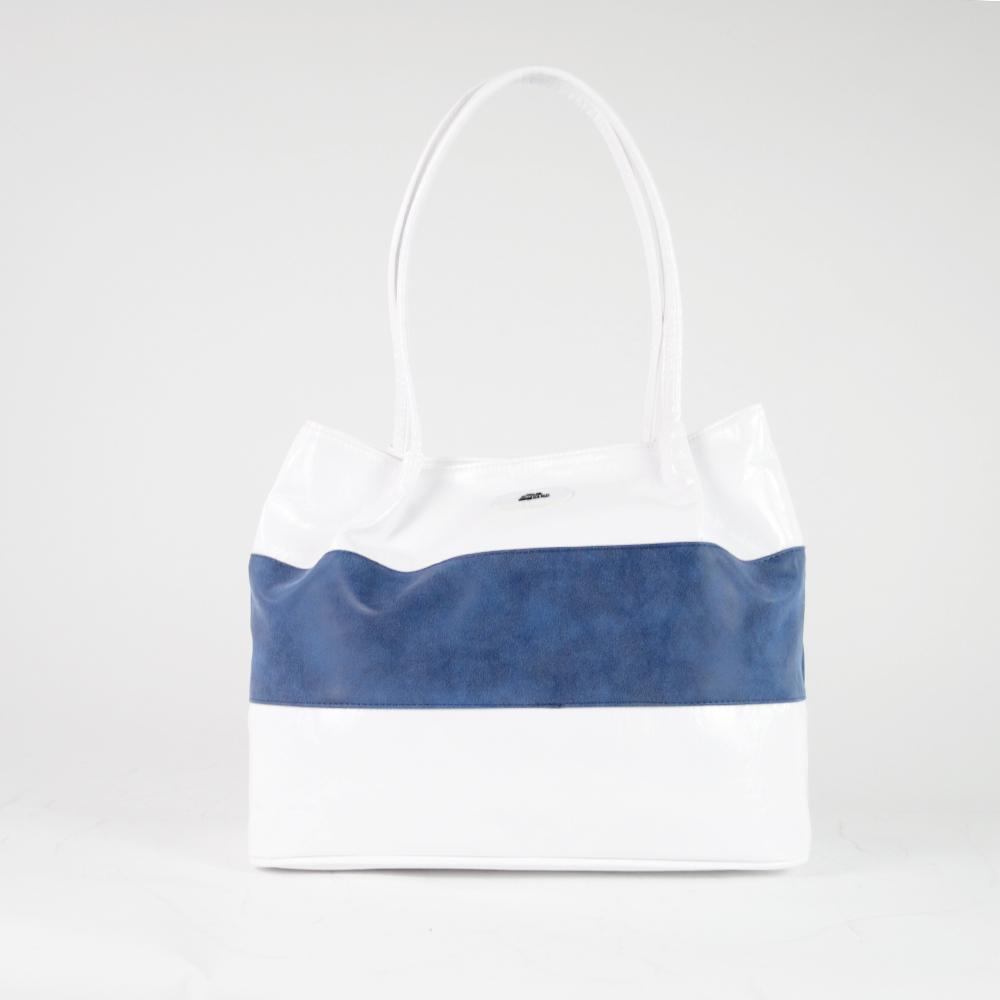 Diva Női Kék Fehér Csíkos Válltáska - Válltáskák - Táska webáruház -  Minőségi táskák mindenkinek 97b7a3c2bb