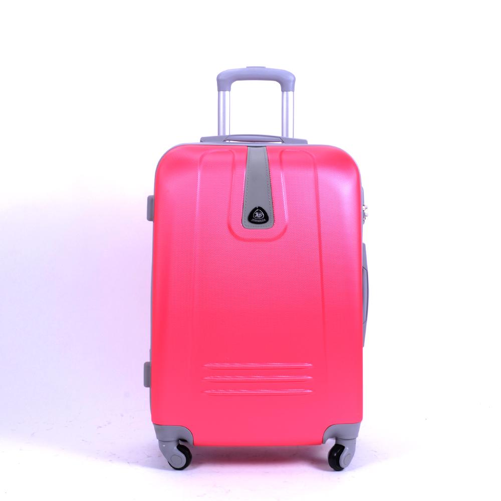 feee7bc6fbc5 Kemény Mini Bőrőnd Pink (4 Kerekű) - MINI BŐRÖNDÖK - Táska webáruház -  Minőségi táskák mindenkinek