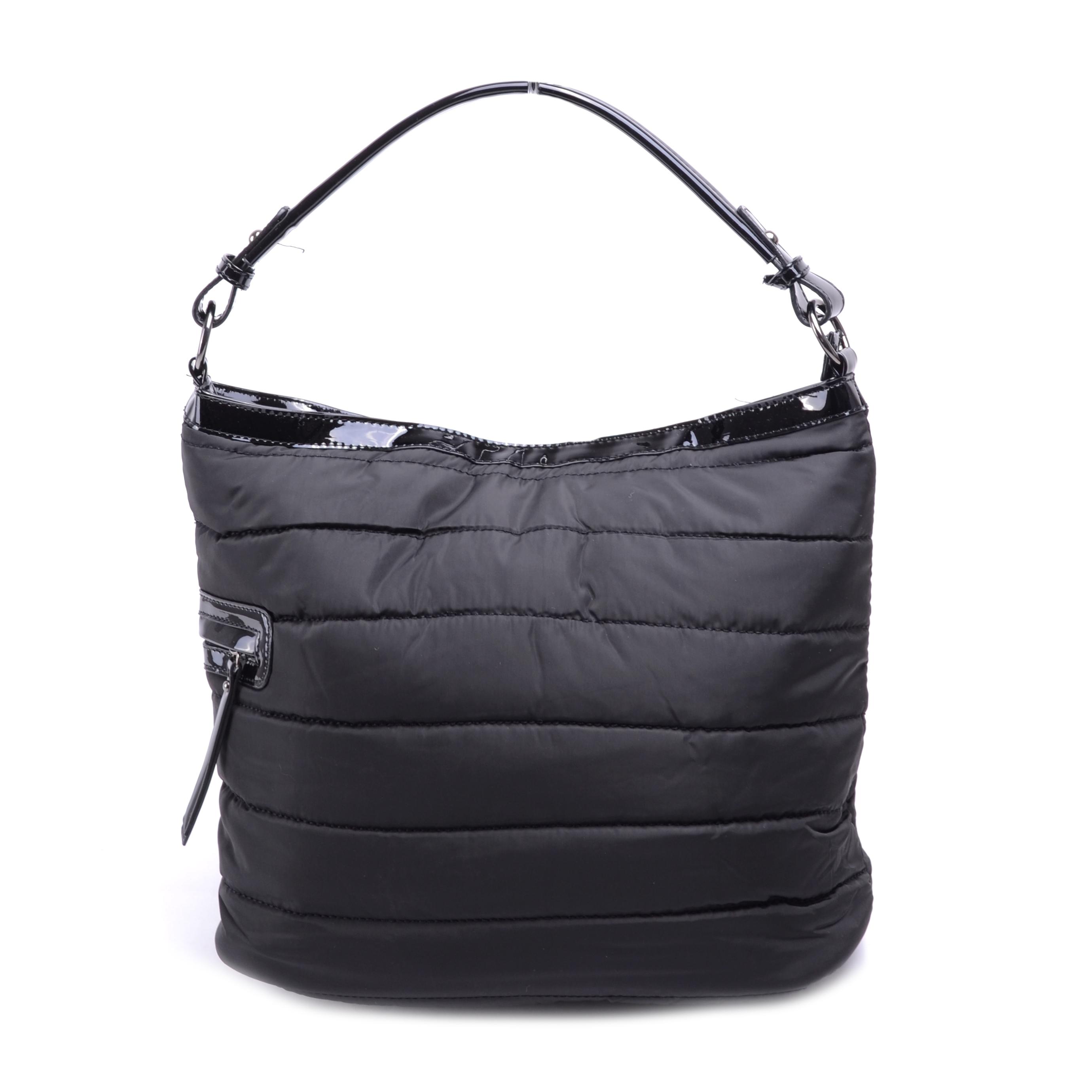 Besty Női Vízhatlan Pvc Válltáska Fekete - Válltáskák - Táska webáruház -  Minőségi táskák mindenkinek 4f8691ba7d