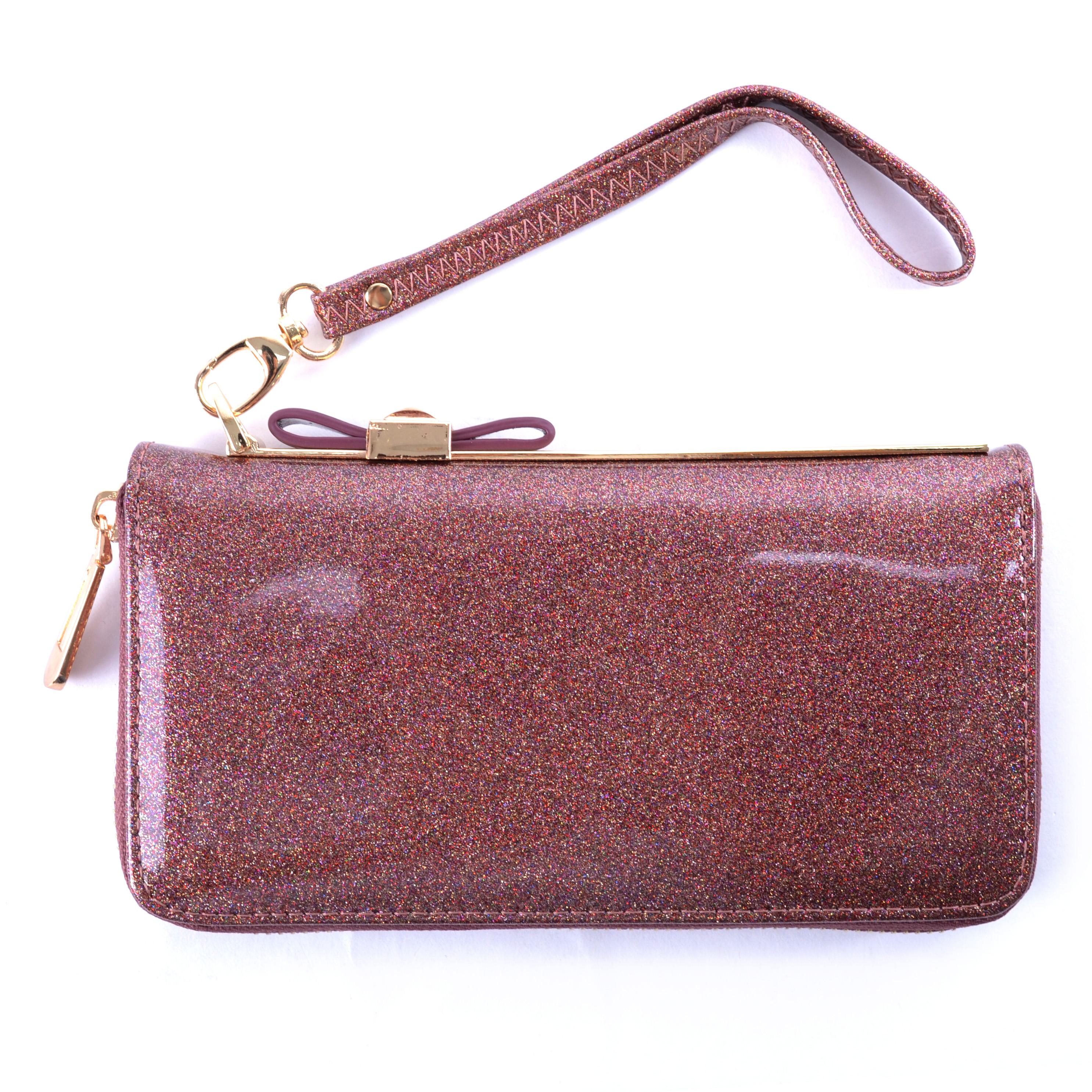 Női Lakk Pénztárca Lila - NŐI PÉNZTÁRCÁK - Táska webáruház - Minőségi táskák  mindenkinek 483cad5df2